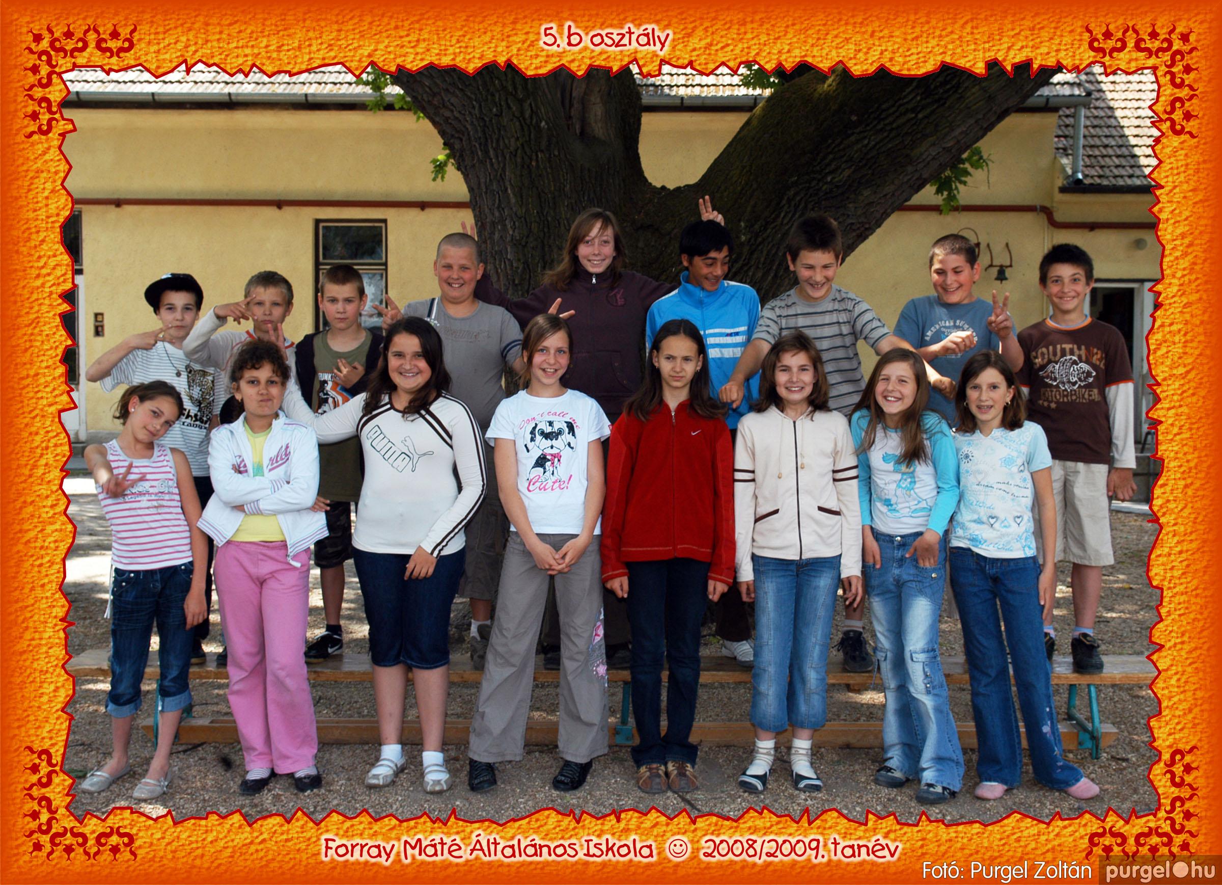 2009.05.04-26. 030 Forray Máté Általános Iskola osztályképek 2009. - Fotó:PURGEL ZOLTÁN© 5b-3.jpg