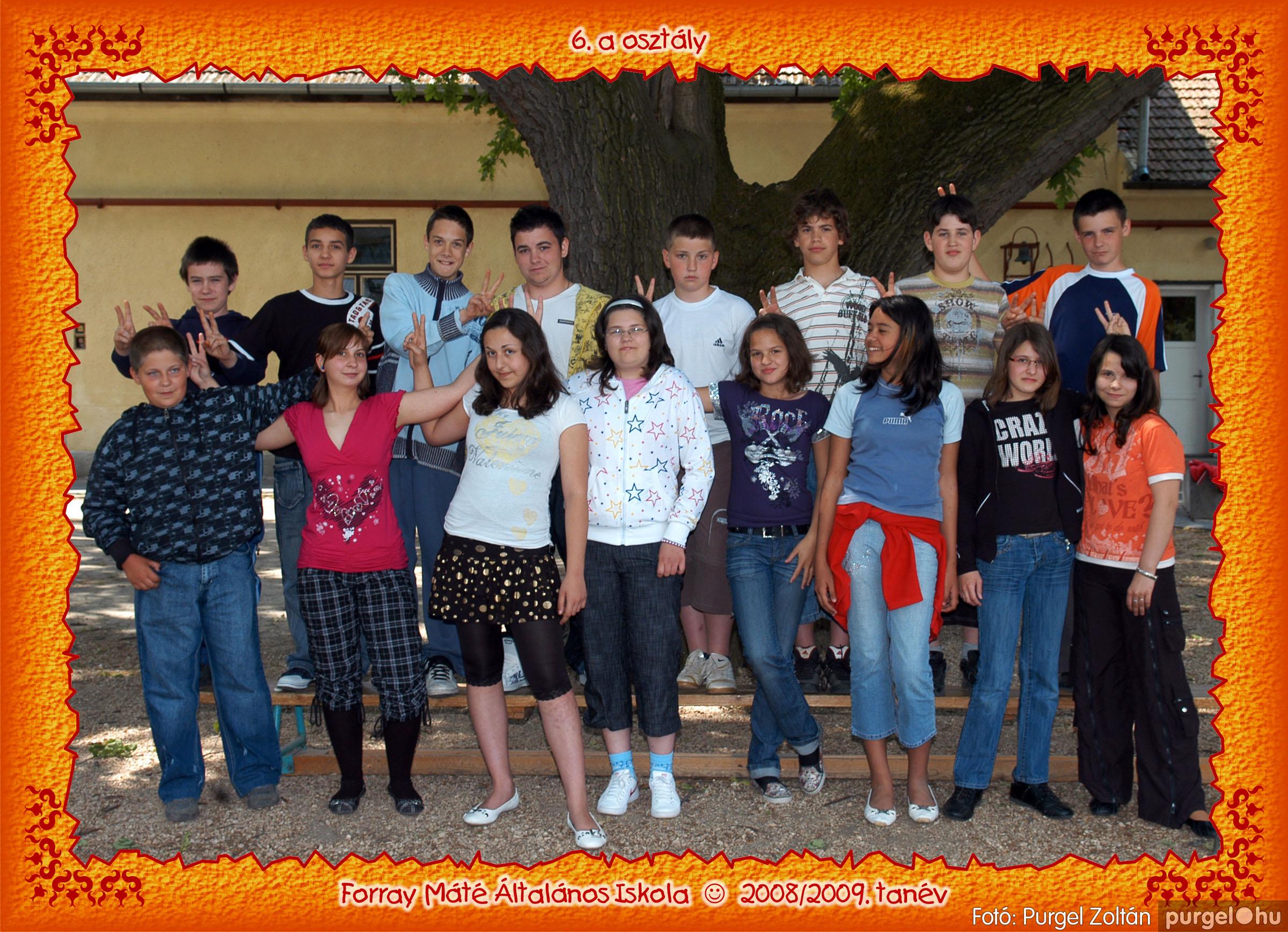 2009.05.04-26. 033 Forray Máté Általános Iskola osztályképek 2009. - Fotó:PURGEL ZOLTÁN© 6a-3.jpg