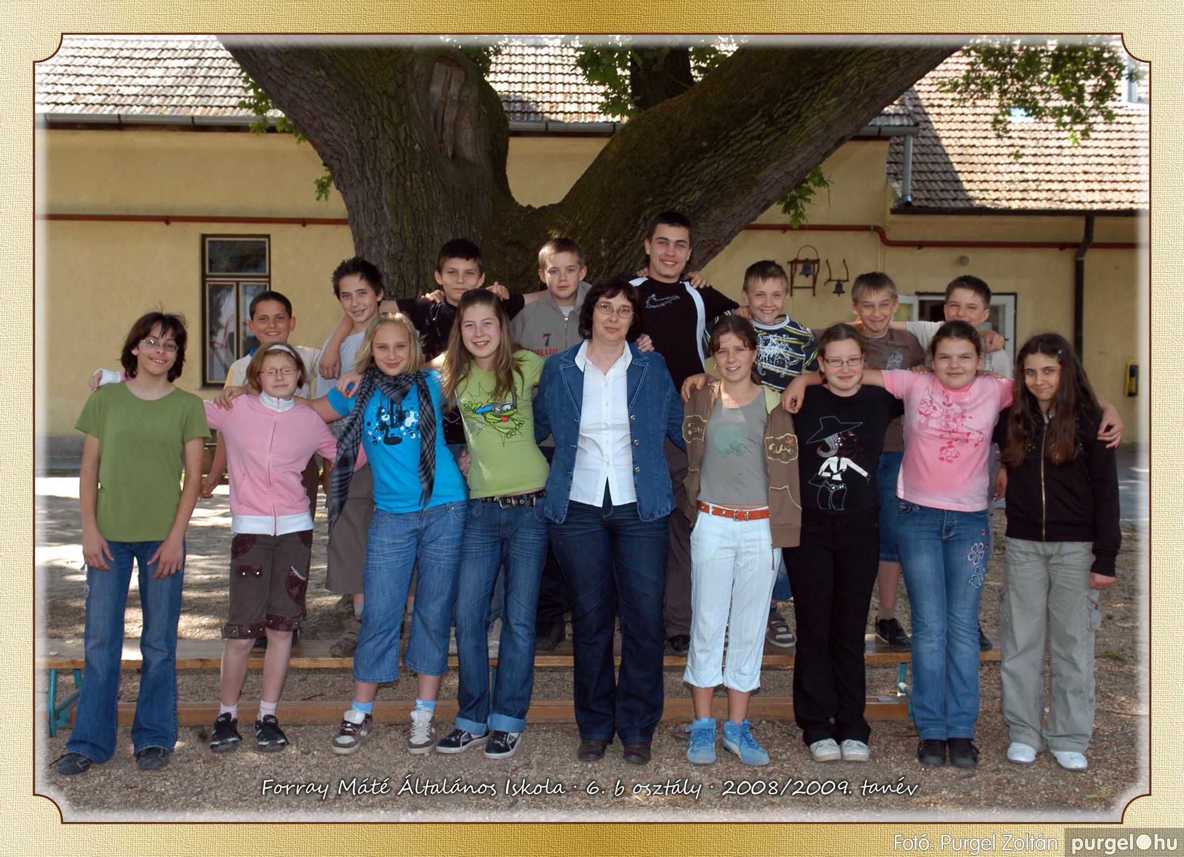 2009.05.04-26. 035 Forray Máté Általános Iskola osztályképek 2009. - Fotó:PURGEL ZOLTÁN© 6b-2.jpg