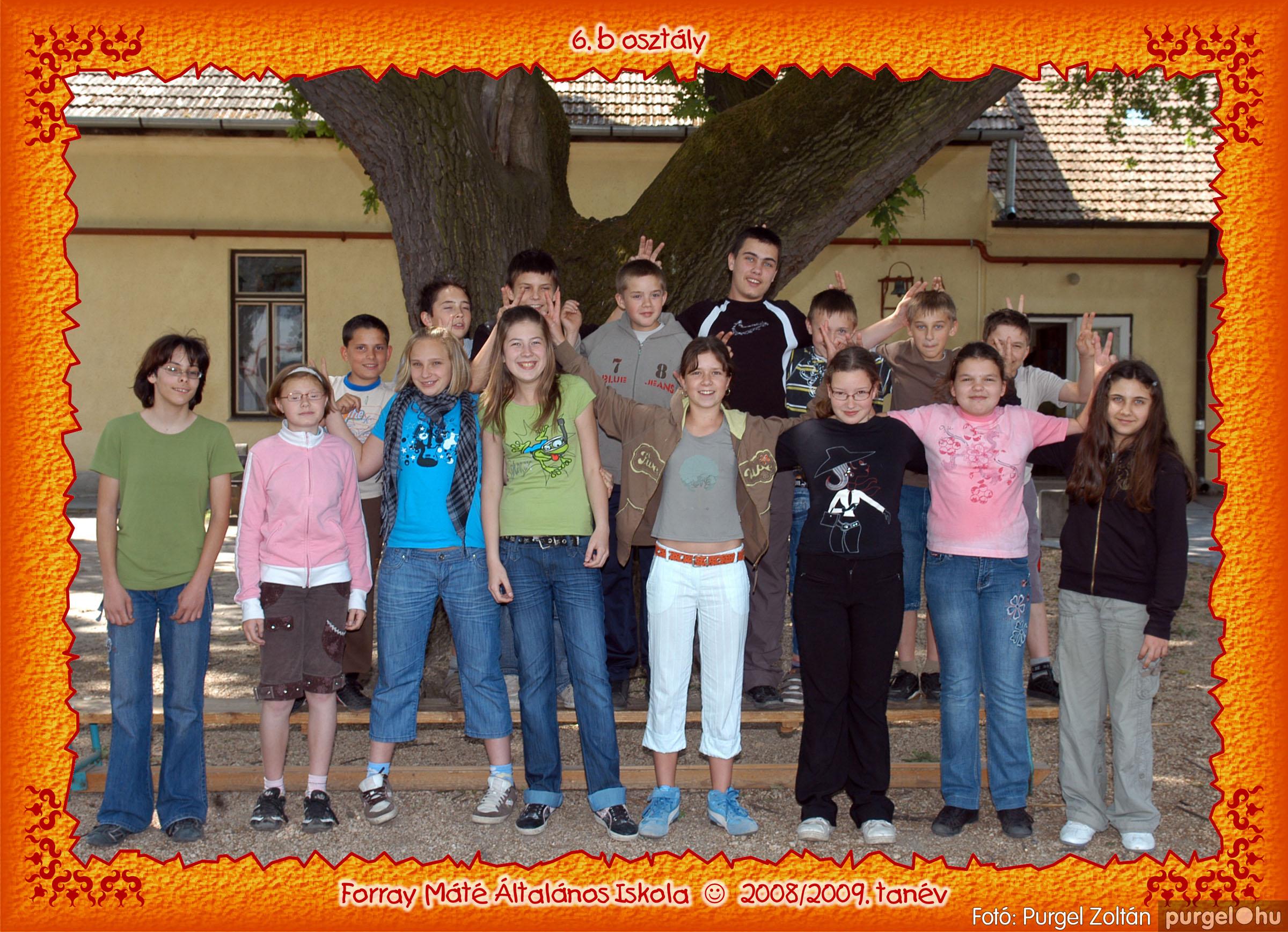 2009.05.04-26. 036 Forray Máté Általános Iskola osztályképek 2009. - Fotó:PURGEL ZOLTÁN© 6b-3.jpg