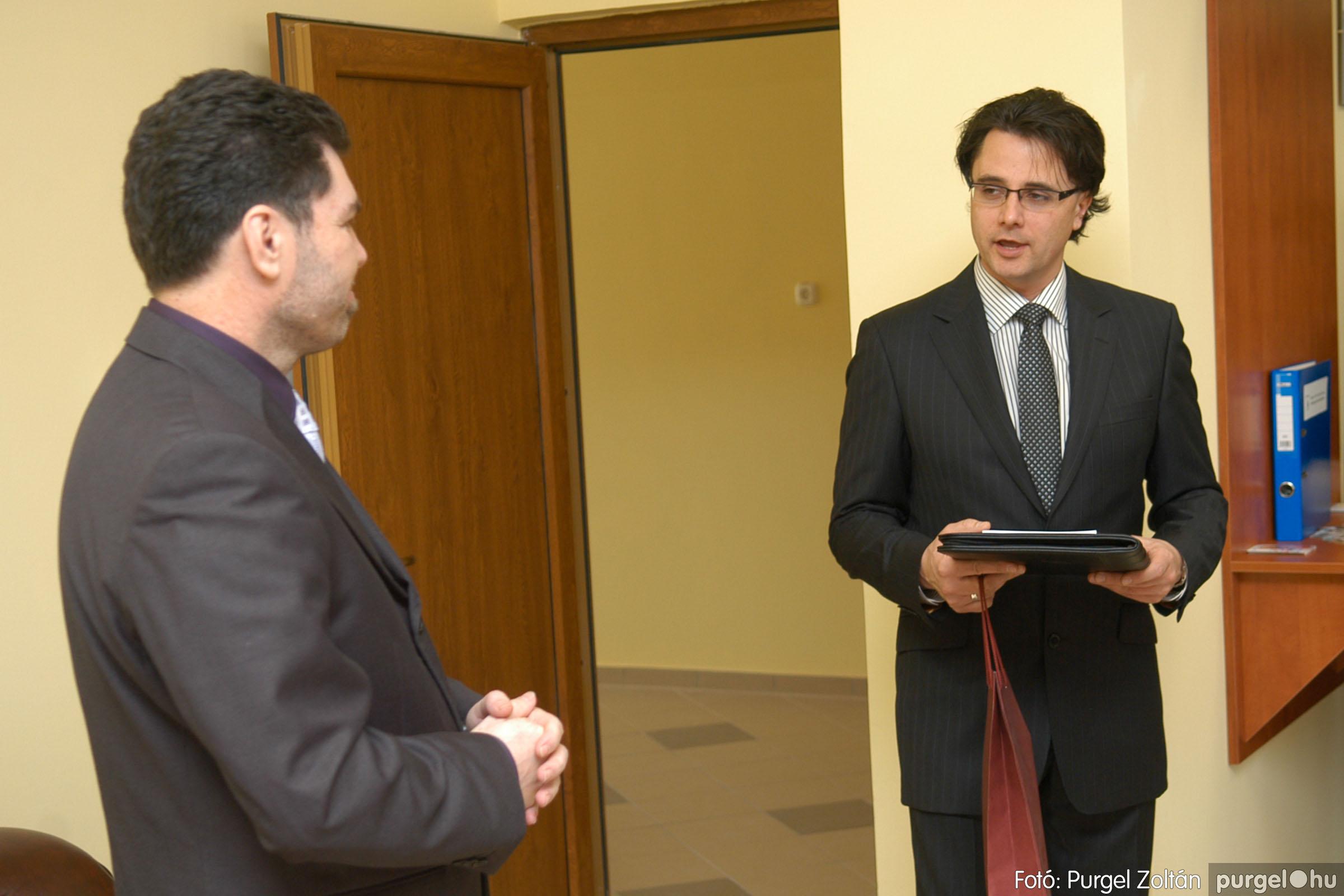 2010.01.28. 010 Szegvár és Vidéke Takarékszövetkezet kisteleki kirendeltség megnyitó - Fotó:P. Z.©.jpg