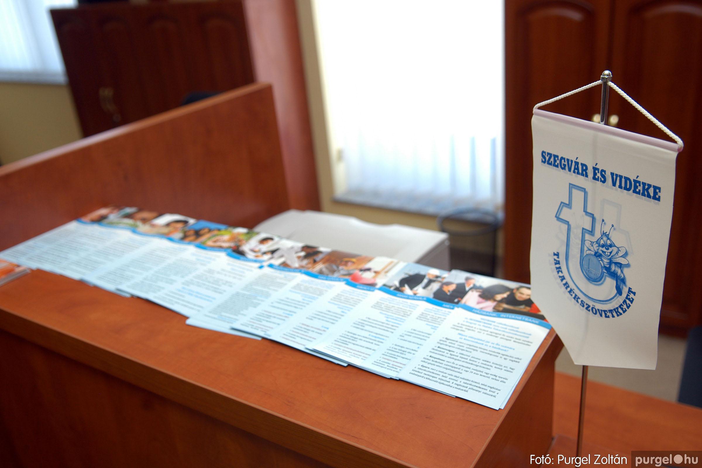 2010.01.28. 018 Szegvár és Vidéke Takarékszövetkezet kisteleki kirendeltség megnyitó - Fotó:P. Z.©.jpg