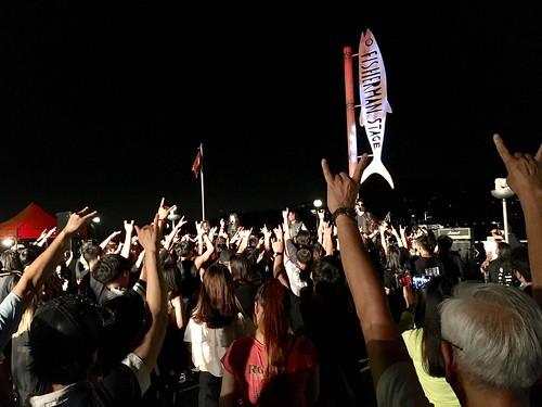 原聲帶名曲強襲漁人舞台重金屬之夜 1+4組金屬樂團聯合登台 四小時熱血演出不間斷 1