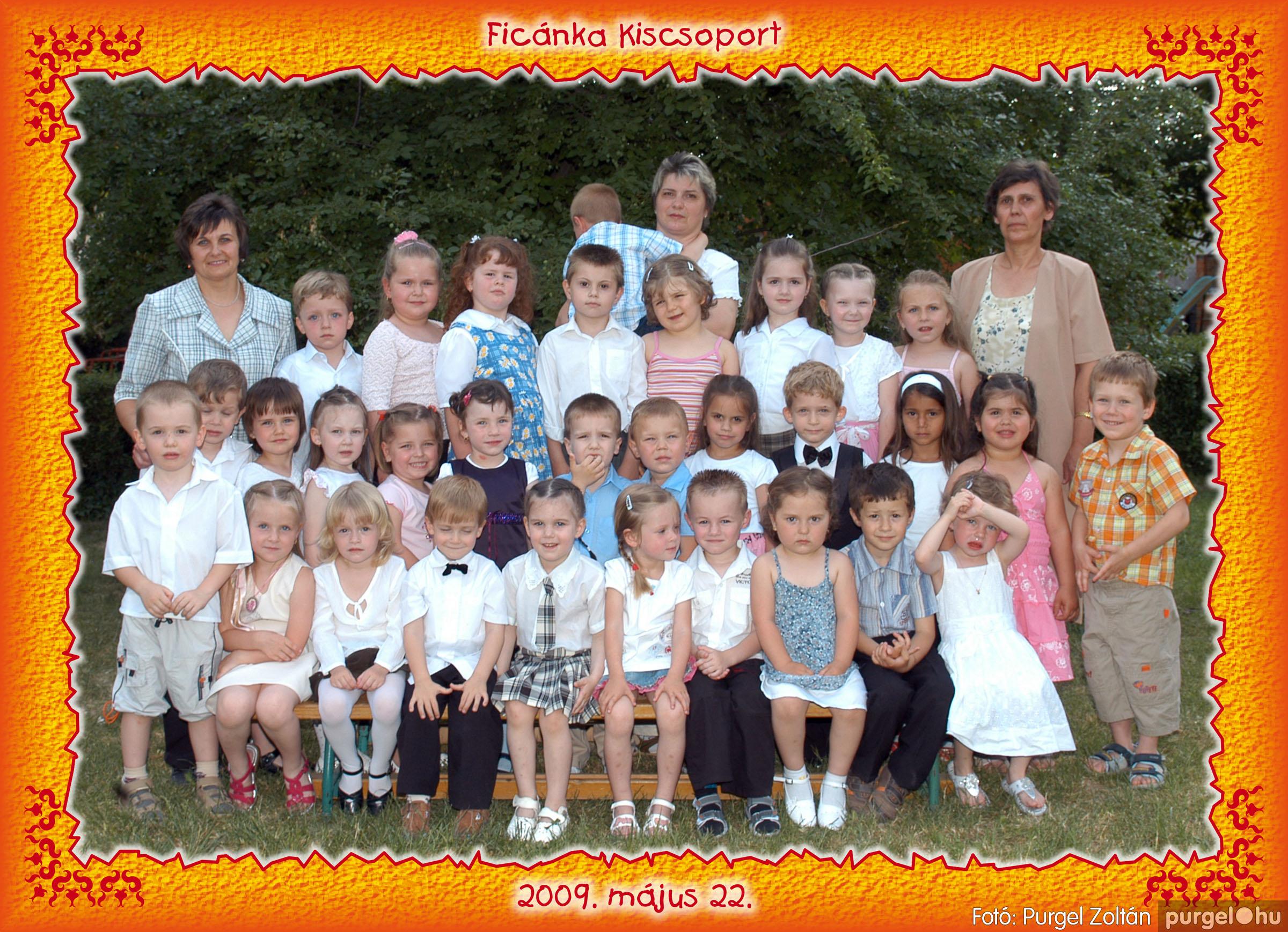 2009.05.20-30. 007 Kurca-parti Óvoda csoportképek 2009. - Fotó:PURGEL ZOLTÁN© 253Ficánka.jpg