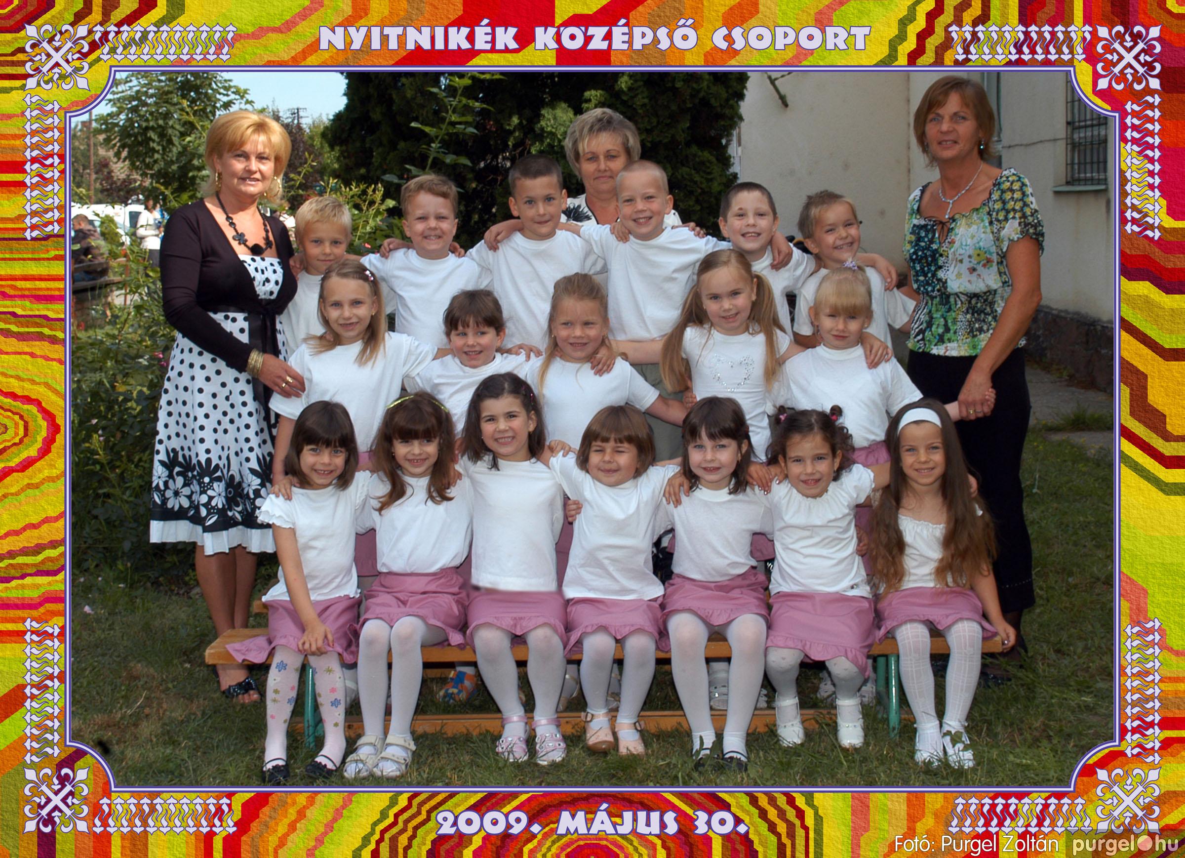 2009.05.20-30. 018 Kurca-parti Óvoda csoportképek 2009. - Fotó:PURGEL ZOLTÁN© 552Nyitnikék.jpg