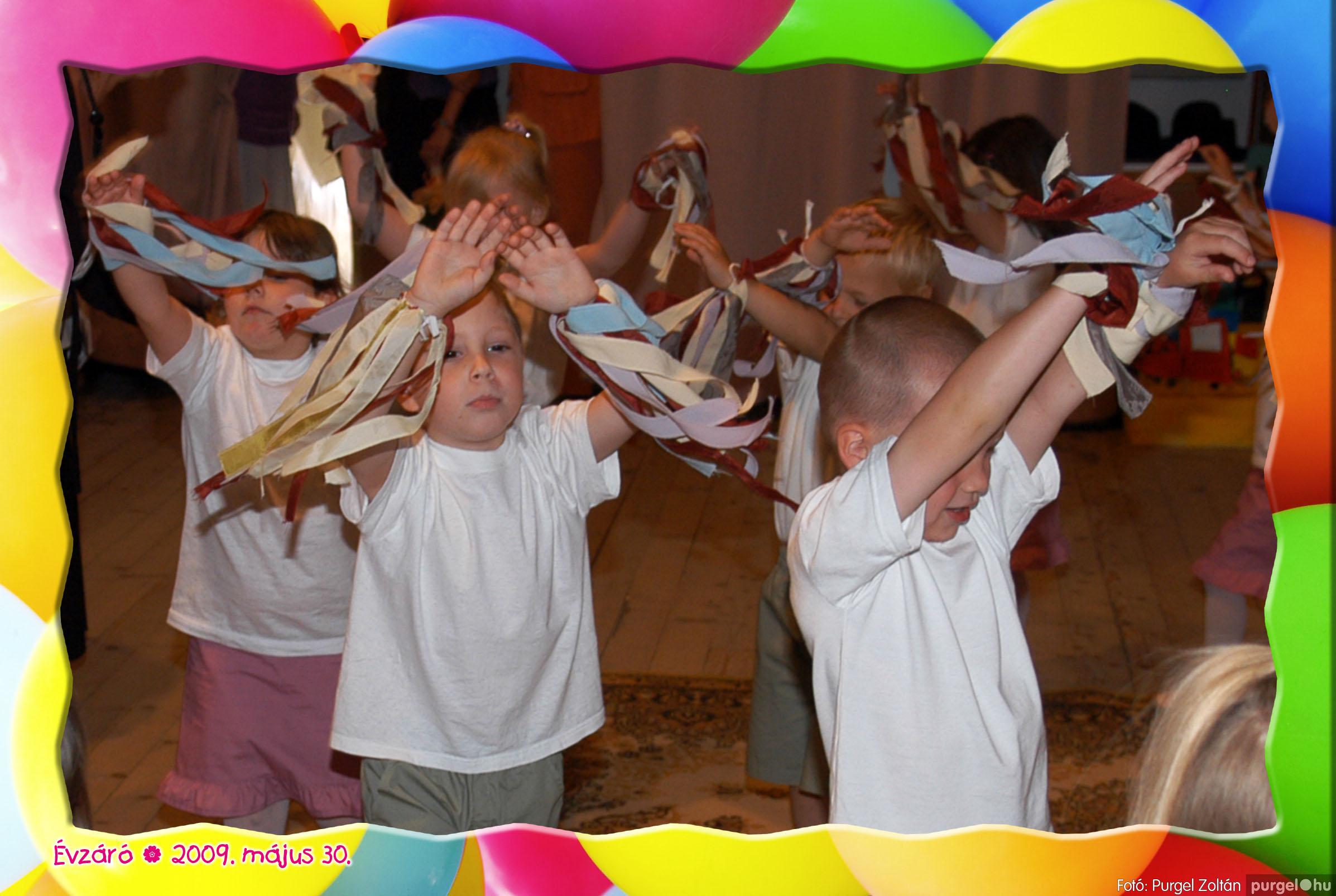 2009.05.30. 181 Kurca-parti Óvoda évzáró 2009. - Nyitnikék csoport - Fotó:PURGEL ZOLTÁN© 518.jpg