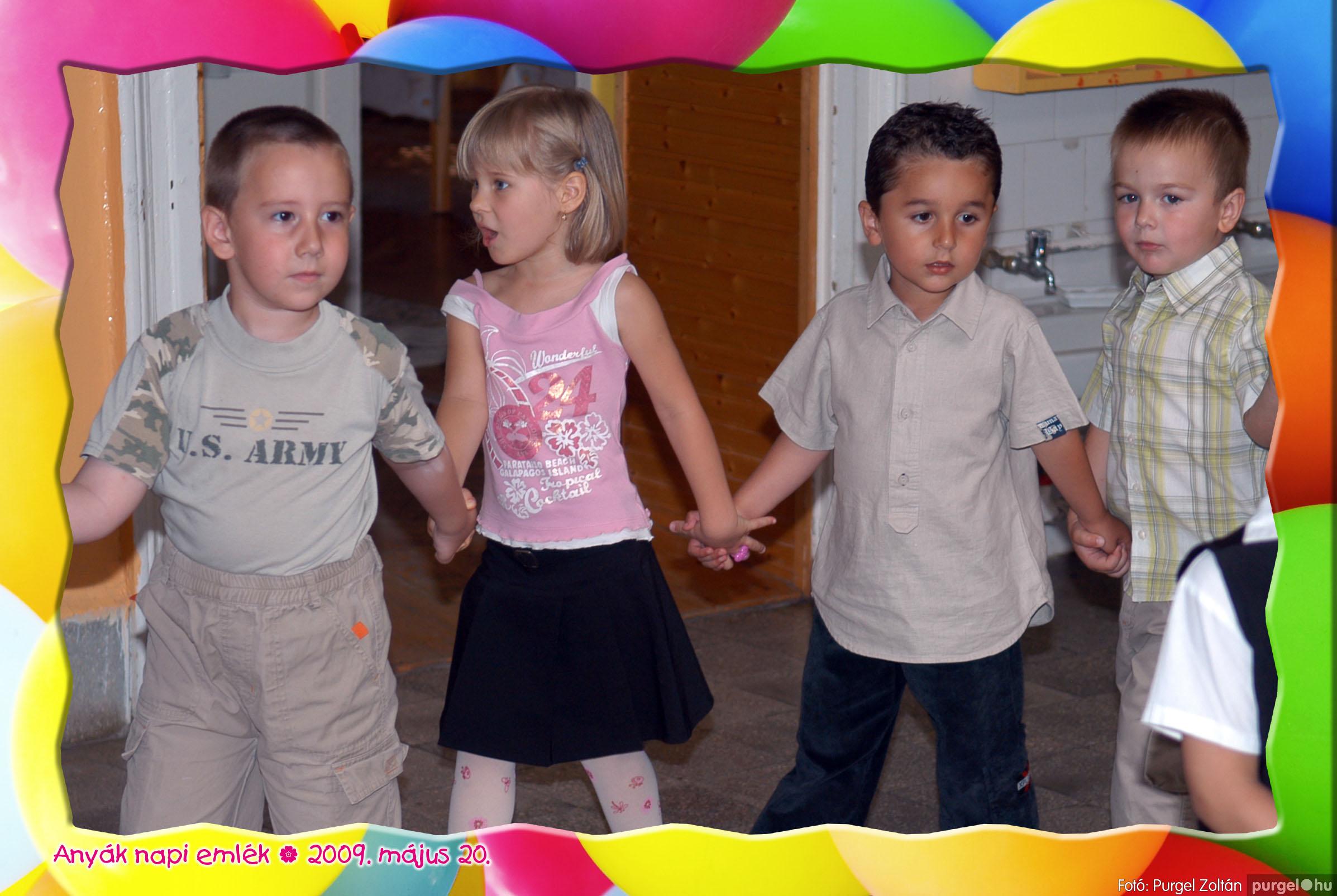 2009.05.20. 008 Kurca-parti Óvoda évzáró 2009. - Menő-Manó csoport - Fotó:PURGEL ZOLTÁN© 308.jpg