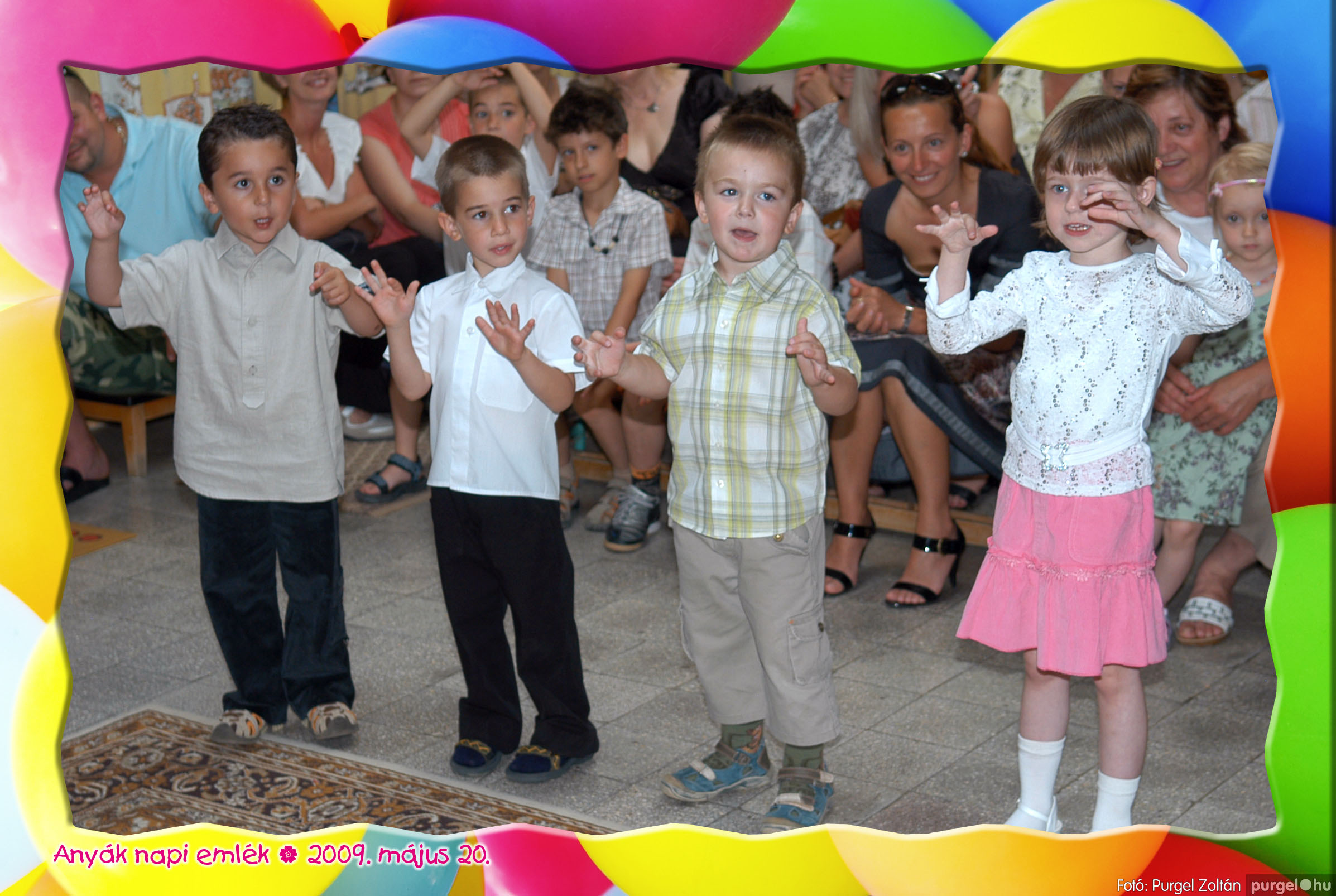 2009.05.20. 013 Kurca-parti Óvoda évzáró 2009. - Menő-Manó csoport - Fotó:PURGEL ZOLTÁN© 313.jpg