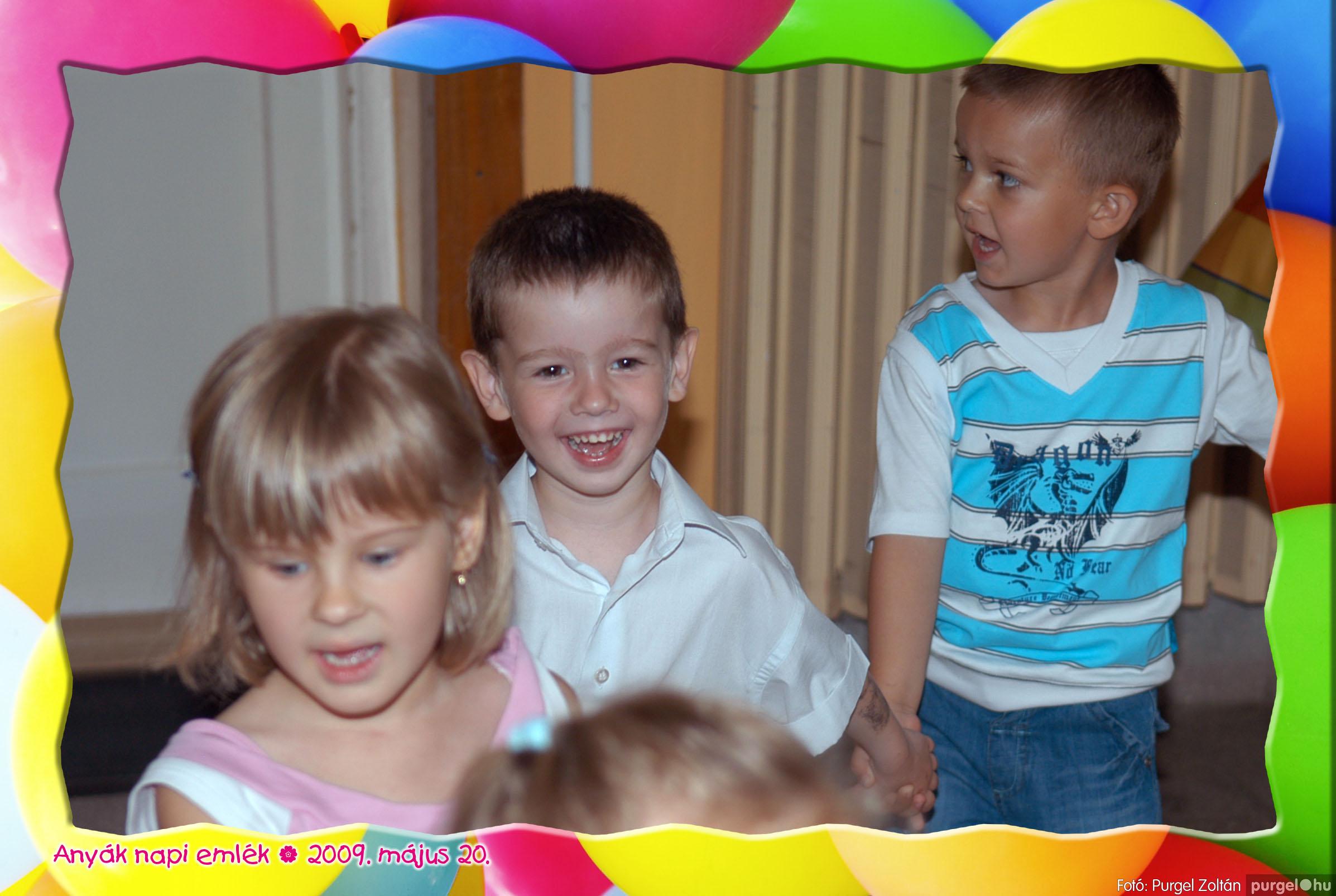 2009.05.20. 016 Kurca-parti Óvoda évzáró 2009. - Menő-Manó csoport - Fotó:PURGEL ZOLTÁN© 316.jpg