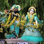 ISKCON Noida Deity Darshan 03 Aug 2019