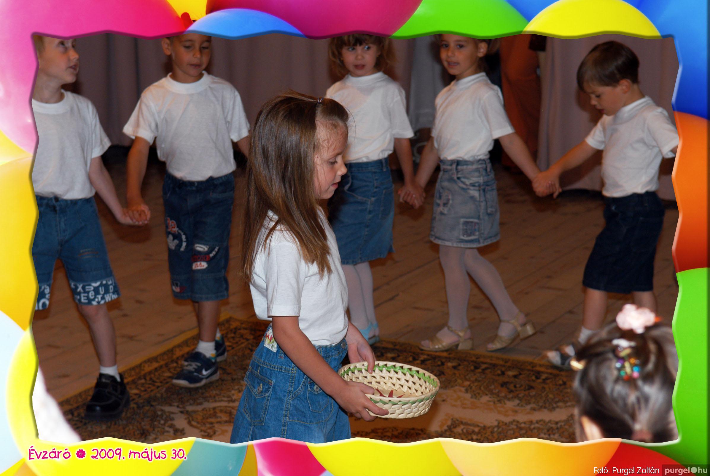 2009.05.30. 158 Kurca-parti Óvoda évzáró 2009. - Napsugár csoport - Fotó:PURGEL ZOLTÁN© 430.jpg