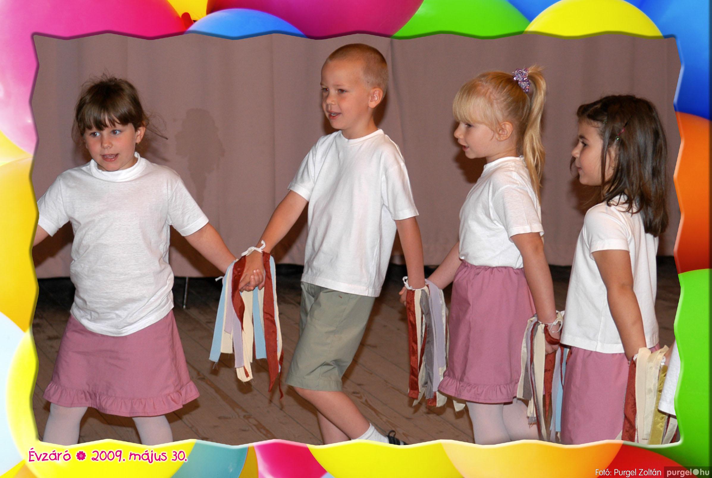 2009.05.30. 169 Kurca-parti Óvoda évzáró 2009. - Nyitnikék csoport - Fotó:PURGEL ZOLTÁN© 506.jpg