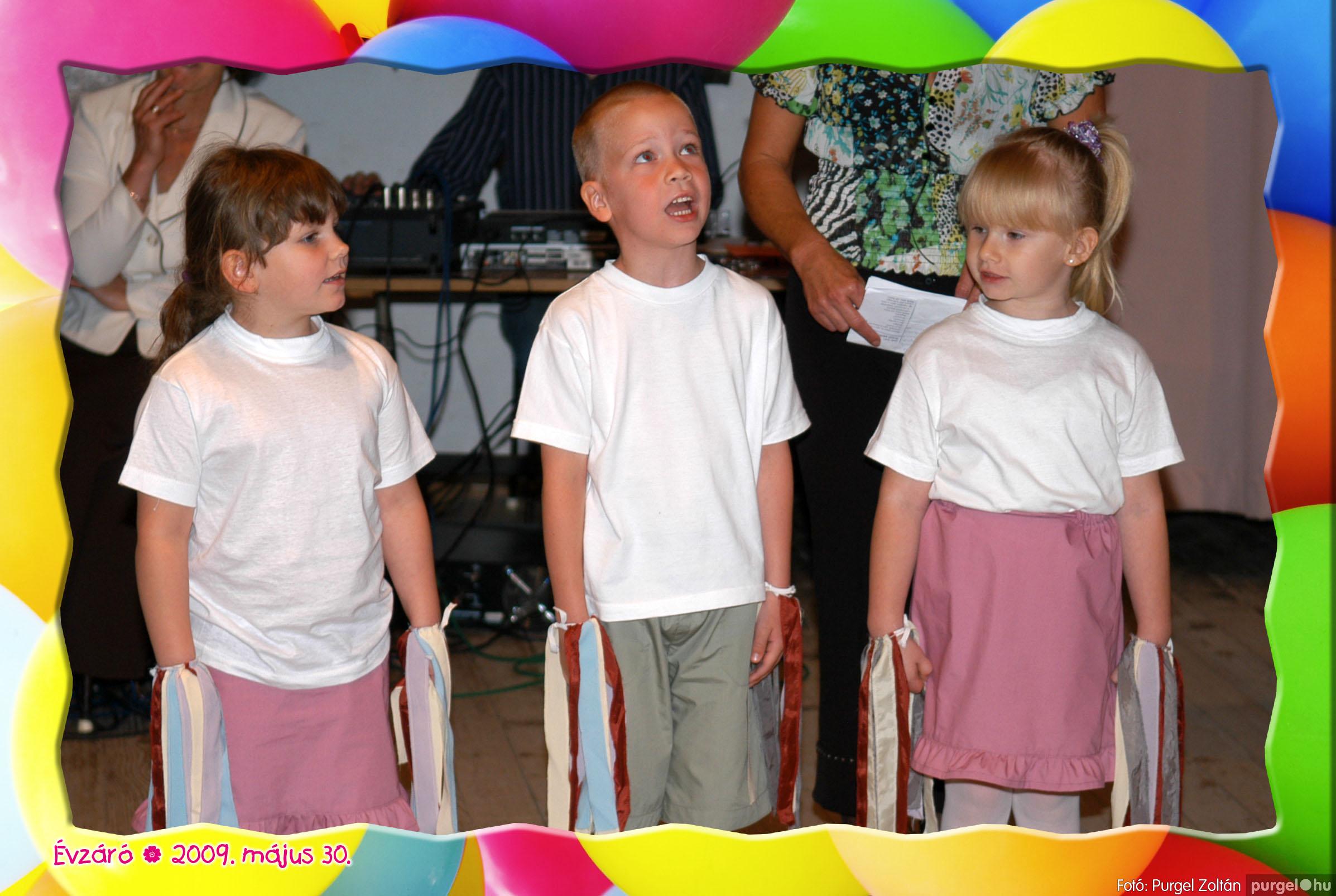 2009.05.30. 170 Kurca-parti Óvoda évzáró 2009. - Nyitnikék csoport - Fotó:PURGEL ZOLTÁN© 507.jpg