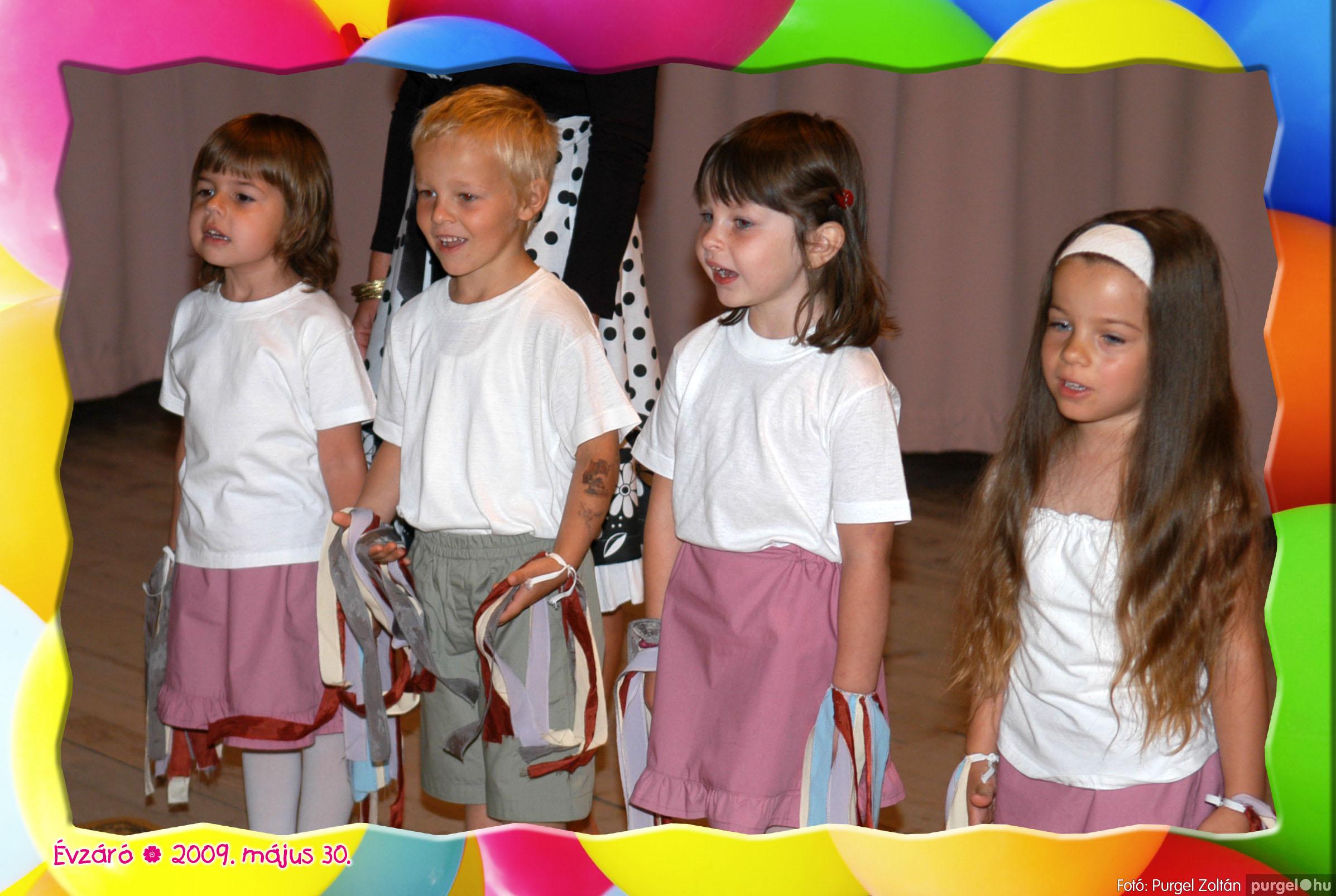 2009.05.30. 171 Kurca-parti Óvoda évzáró 2009. - Nyitnikék csoport - Fotó:PURGEL ZOLTÁN© 508.jpg