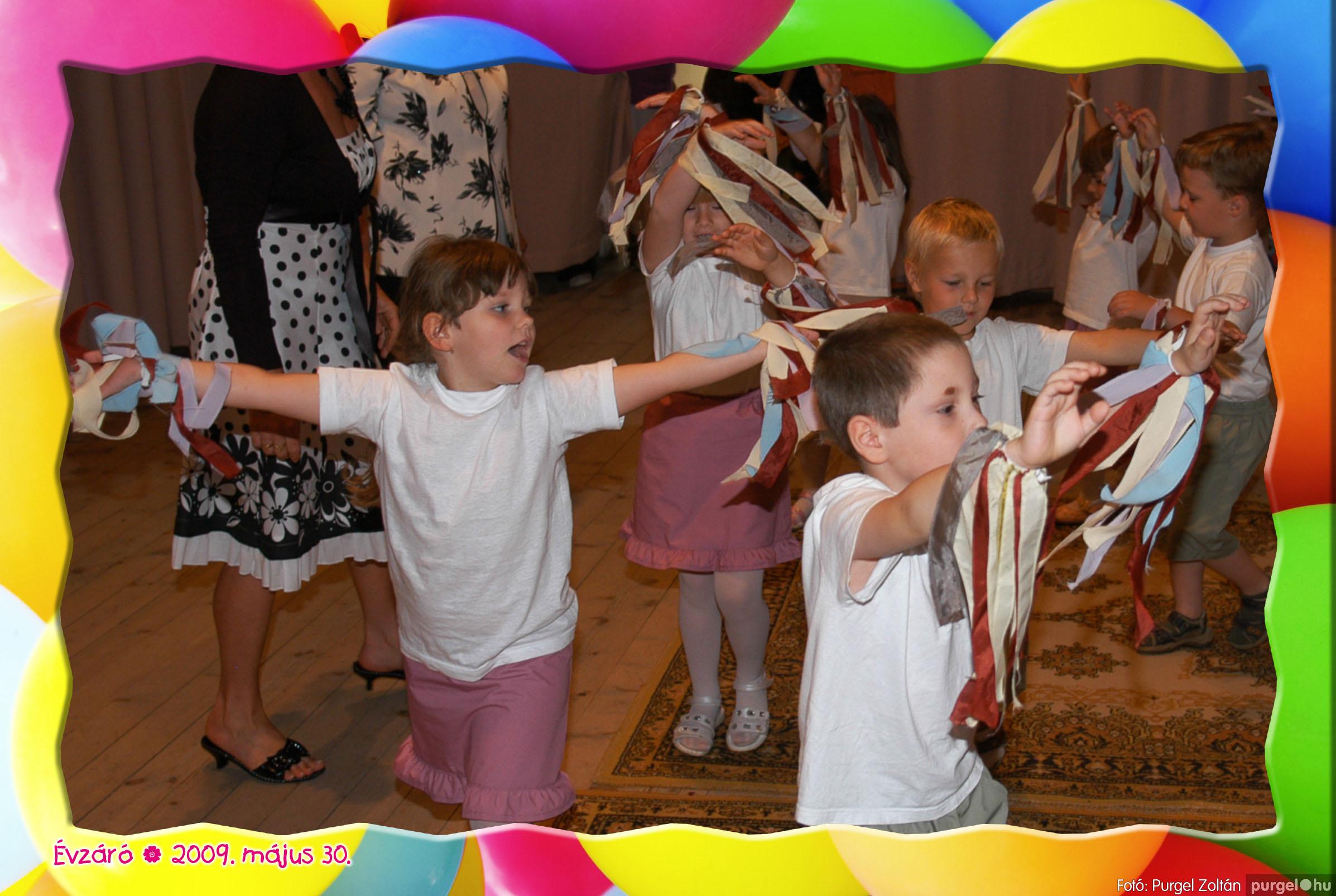 2009.05.30. 180 Kurca-parti Óvoda évzáró 2009. - Nyitnikék csoport - Fotó:PURGEL ZOLTÁN© 517.jpg
