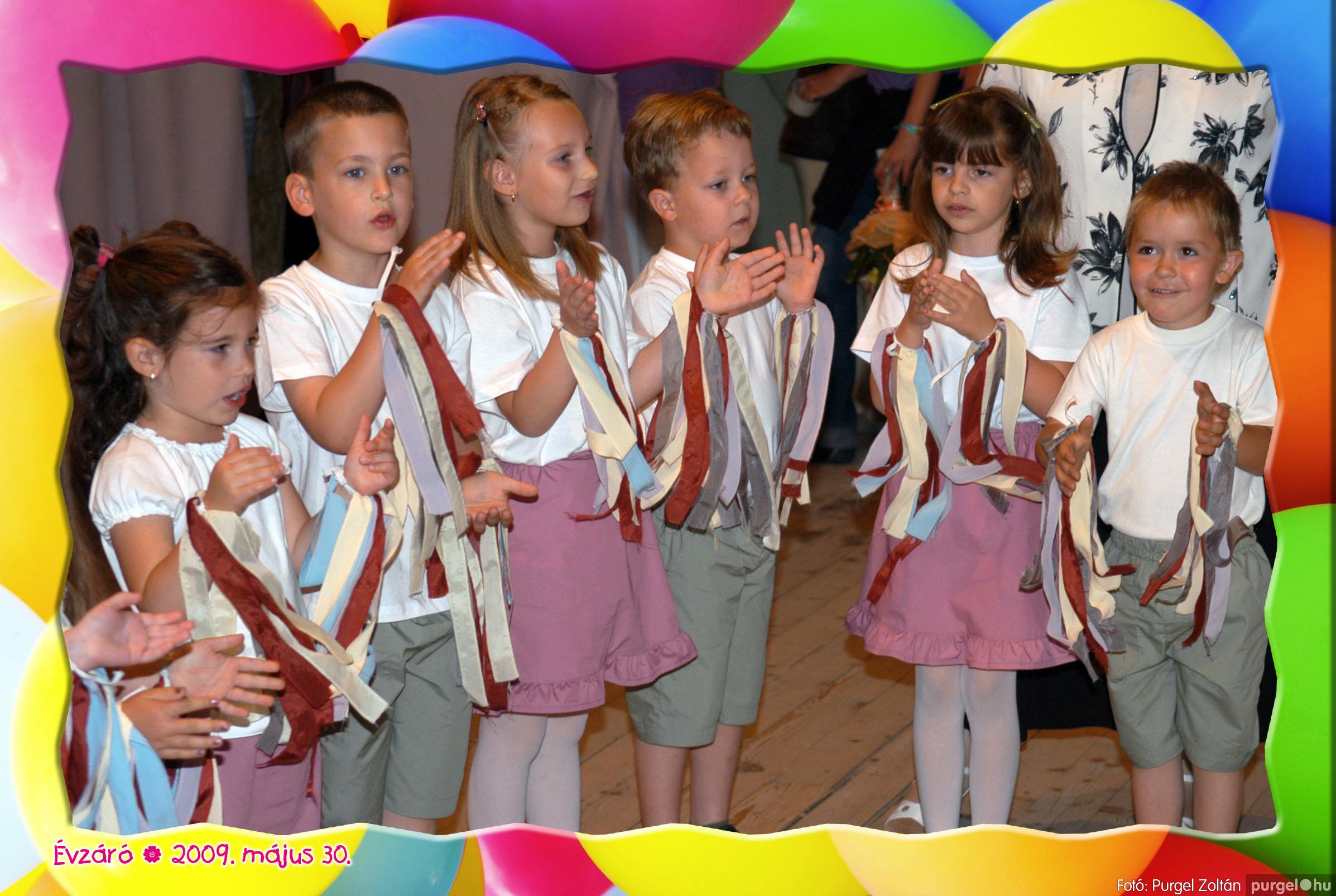2009.05.30. 189 Kurca-parti Óvoda évzáró 2009. - Nyitnikék csoport - Fotó:PURGEL ZOLTÁN© 526.jpg