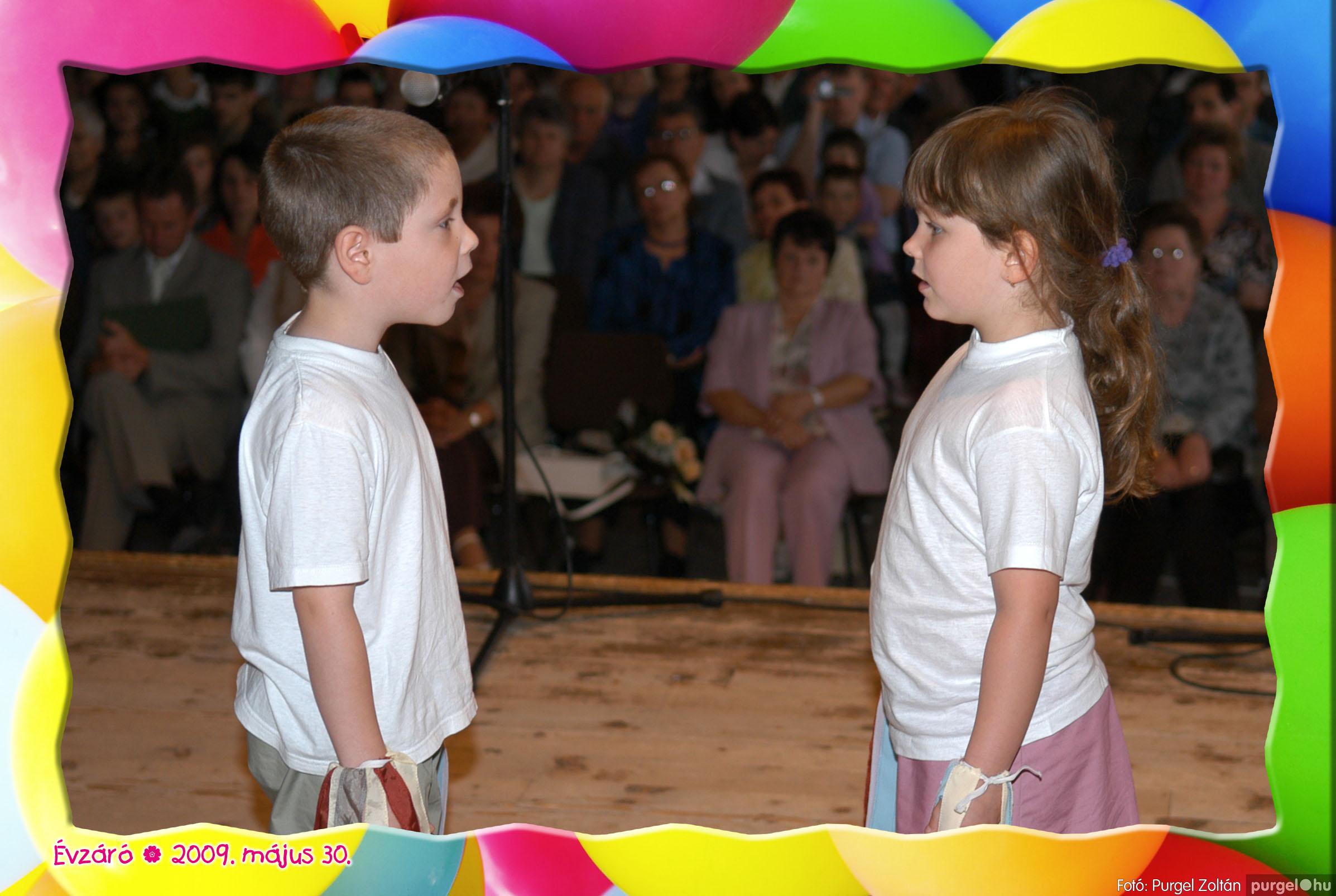 2009.05.30. 191 Kurca-parti Óvoda évzáró 2009. - Nyitnikék csoport - Fotó:PURGEL ZOLTÁN© 528.jpg