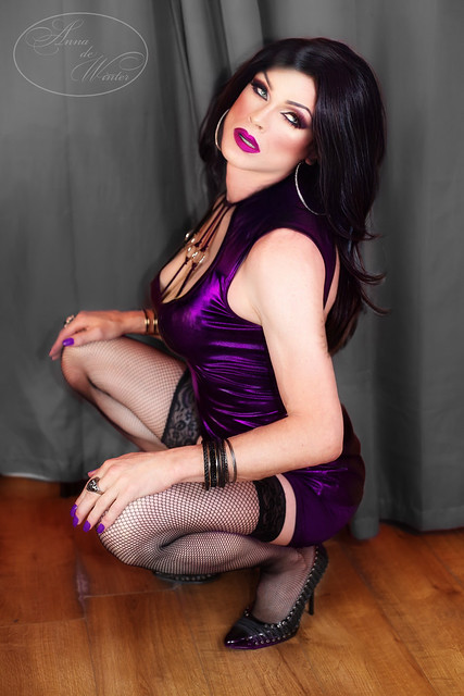 Purple Vixen