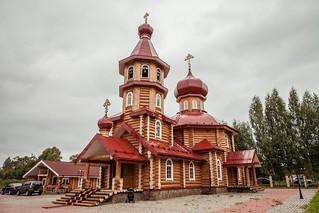 02.08.2019 | Литургия в дер.Юрьево