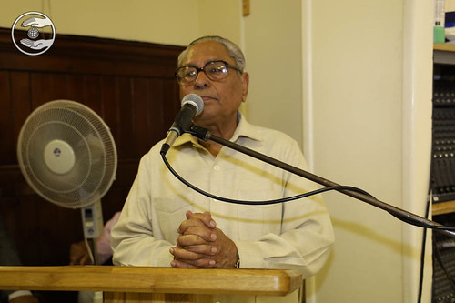Prof. Dev Raj Ravikar, expresses his views