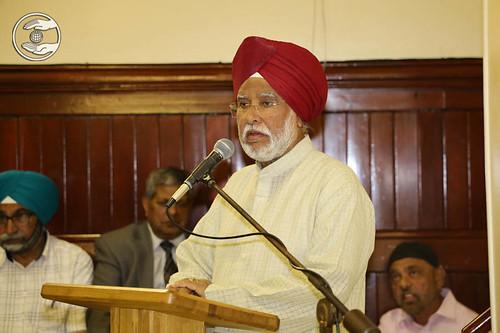 Kuldeep Singh from Delhi, expresses his views