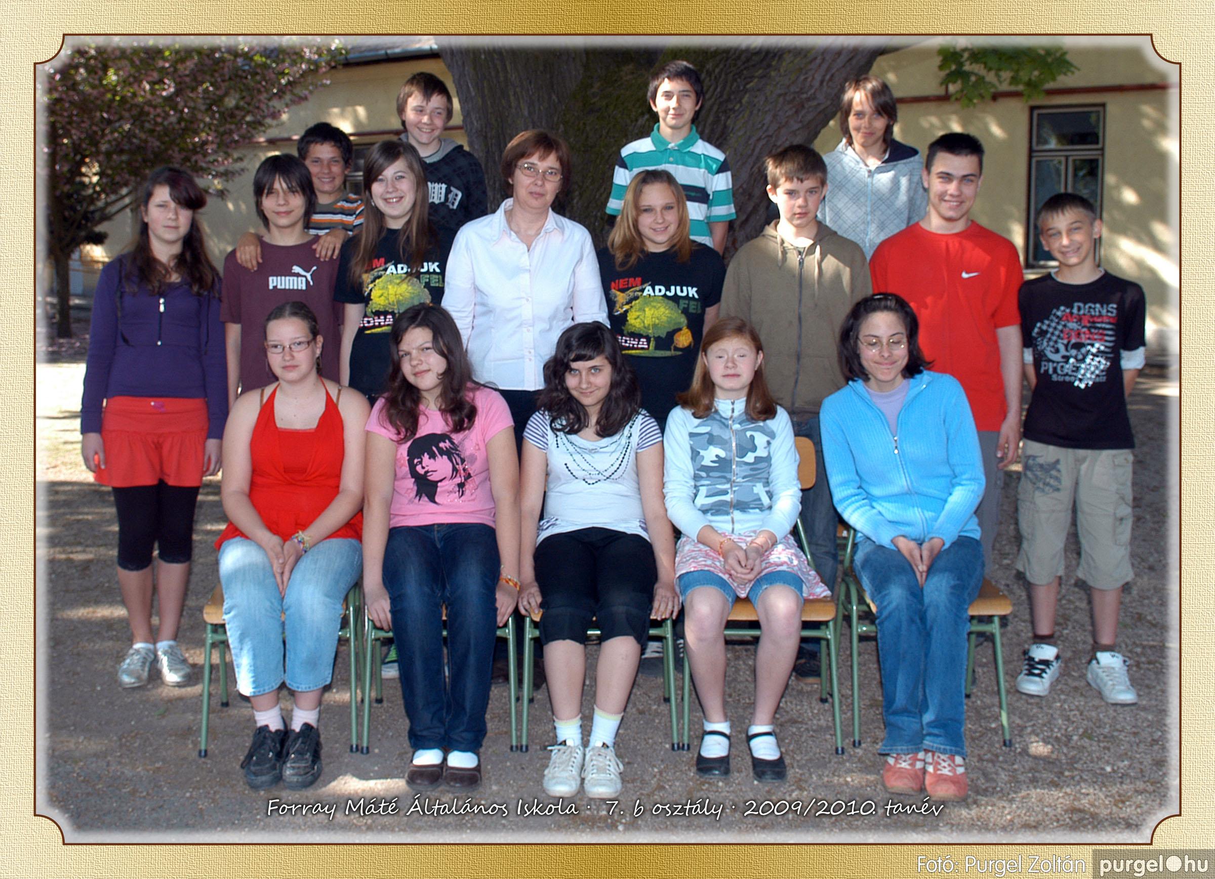 2010.04.28-06.07. 040 Forray Máté Általános Iskola osztályképek 2010. - Fotó:PURGEL ZOLTÁN© 7b-2.jpg