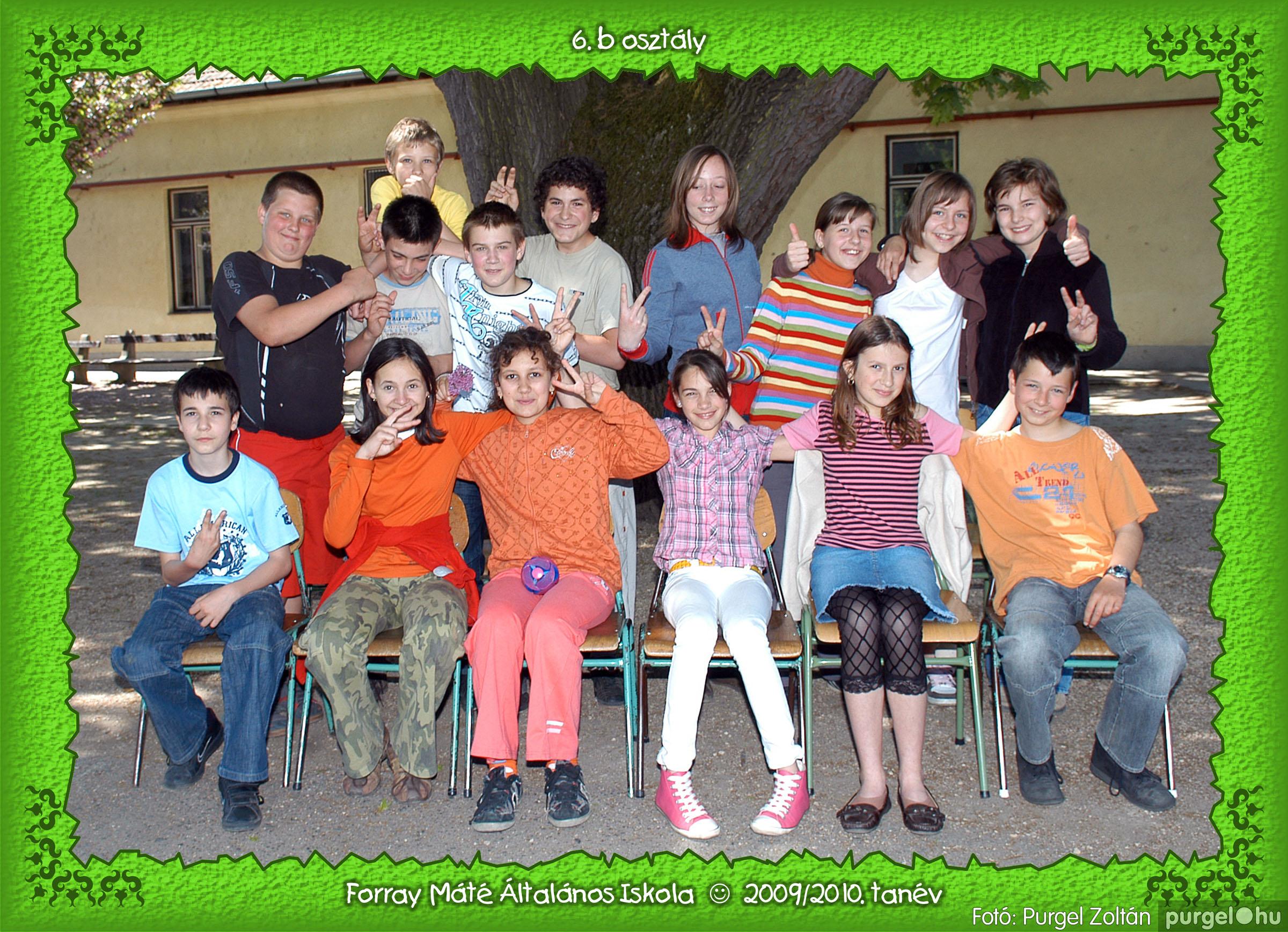 2010.04.28-06.07. 036 Forray Máté Általános Iskola osztályképek 2010. - Fotó:PURGEL ZOLTÁN© 6b-3.jpg