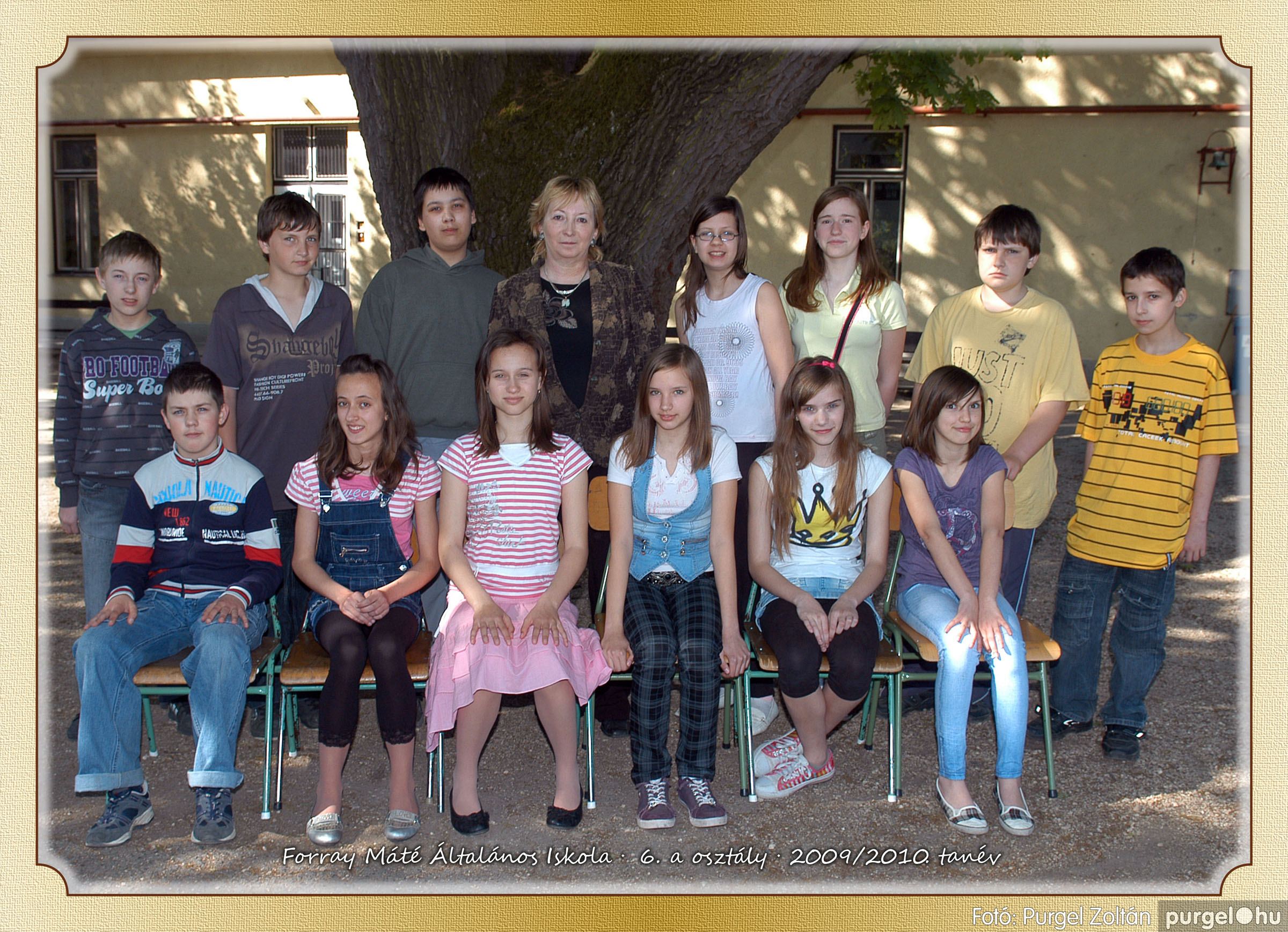 2010.04.28-06.07. 032 Forray Máté Általános Iskola osztályképek 2010. - Fotó:PURGEL ZOLTÁN© 6a-2.jpg