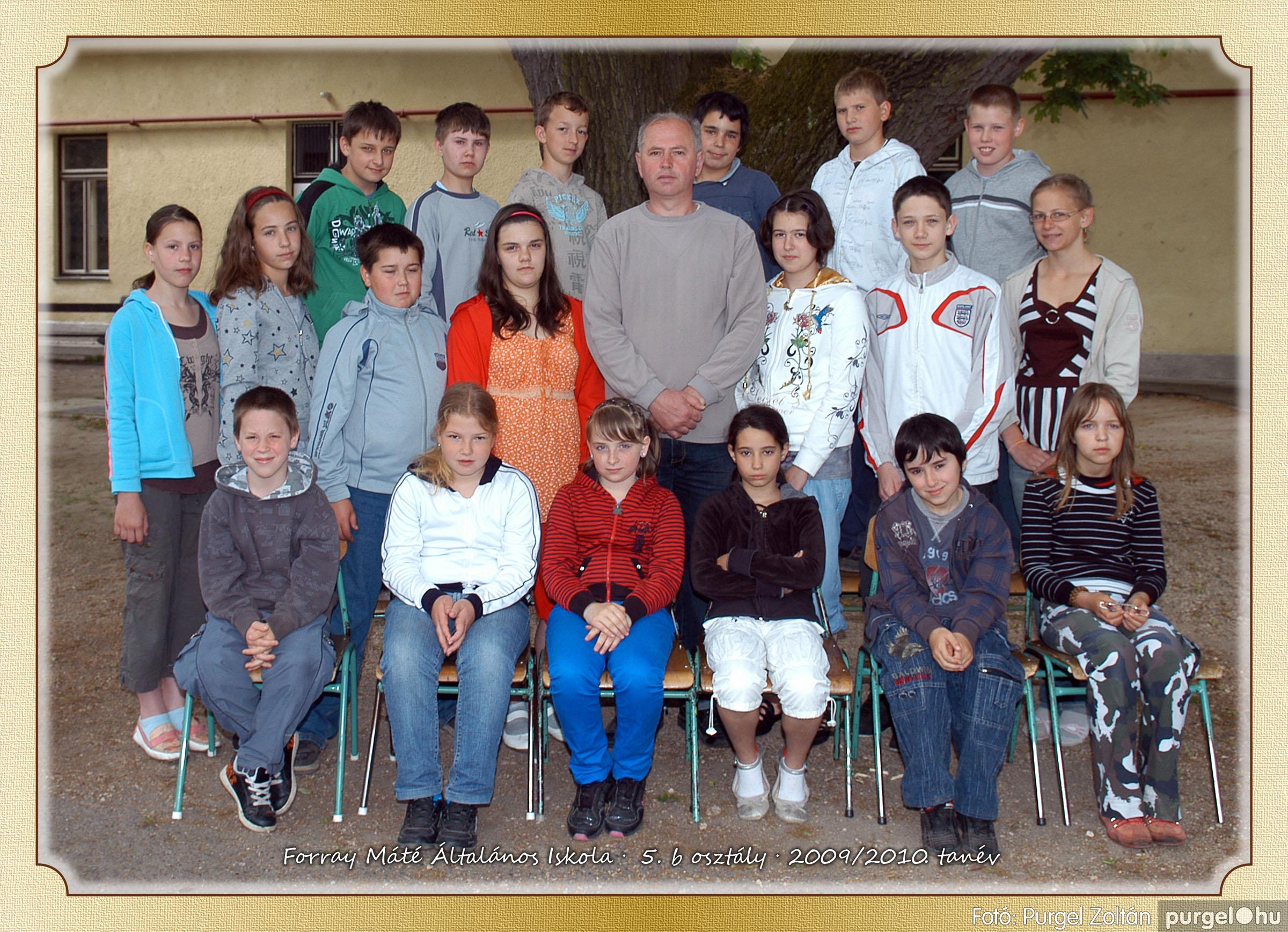 2010.04.28-06.07. 028 Forray Máté Általános Iskola osztályképek 2010. - Fotó:PURGEL ZOLTÁN© 5b-1.jpg