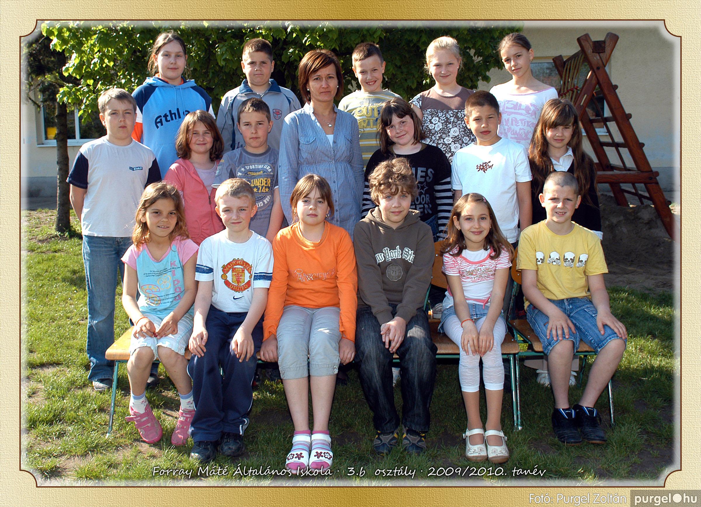 2010.04.28-06.07. 016 Forray Máté Általános Iskola osztályképek 2010. - Fotó:PURGEL ZOLTÁN© 3b-1.jpg