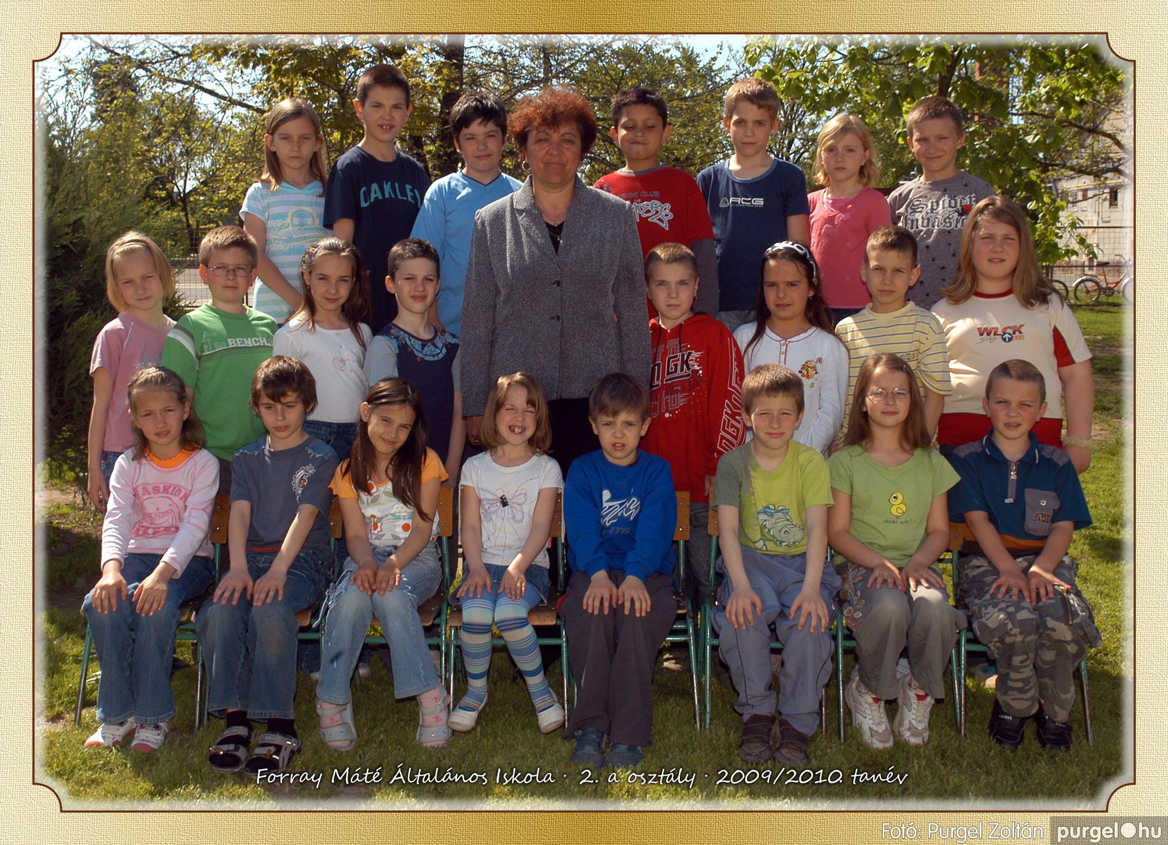 2010.04.28-06.07. 007 Forray Máté Általános Iskola osztályképek 2010. - Fotó:PURGEL ZOLTÁN© 2a-1.jpg