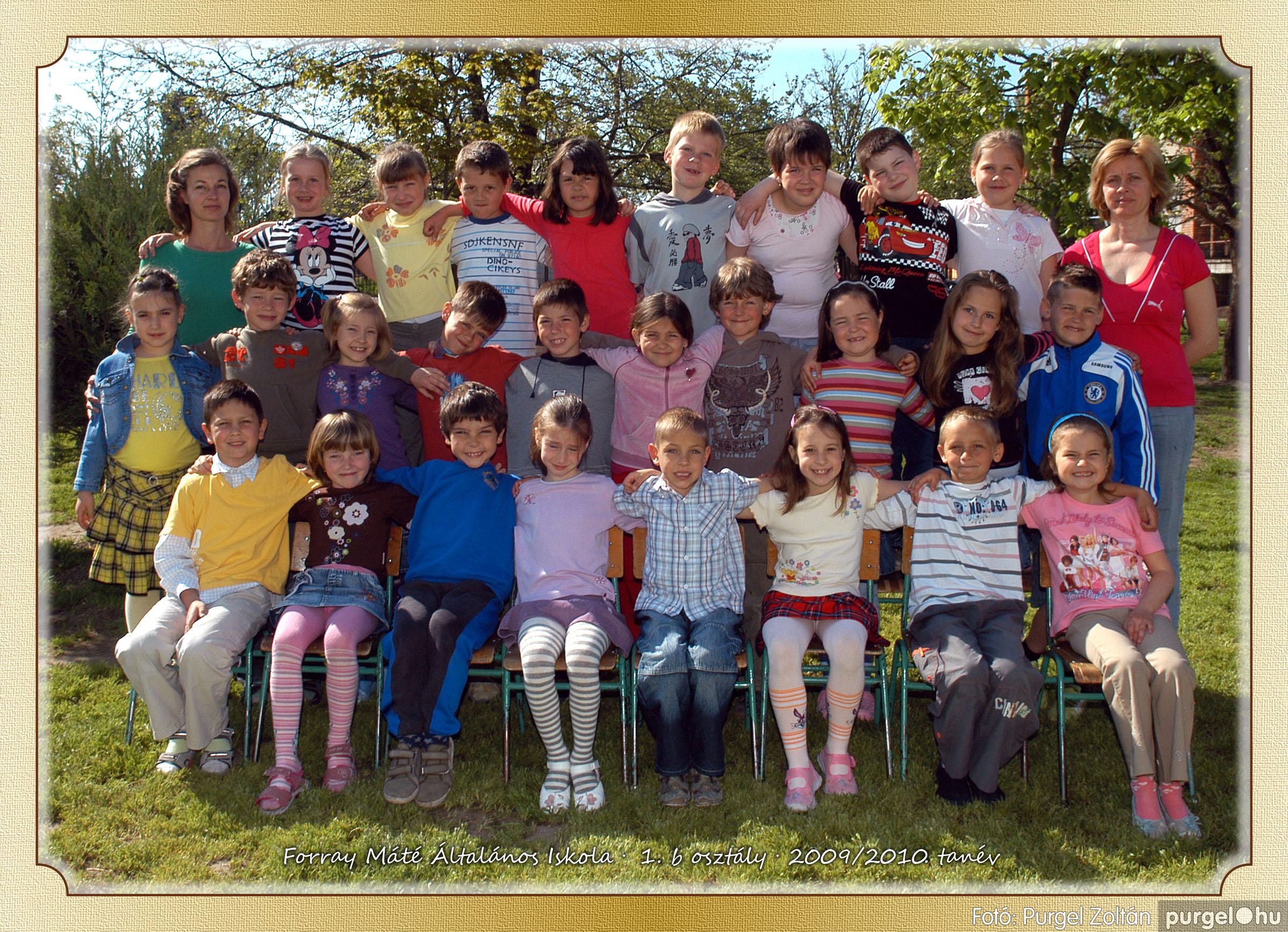 2010.04.28-06.07. 005 Forray Máté Általános Iskola osztályképek 2010. - Fotó:PURGEL ZOLTÁN© 1b-2.jpg