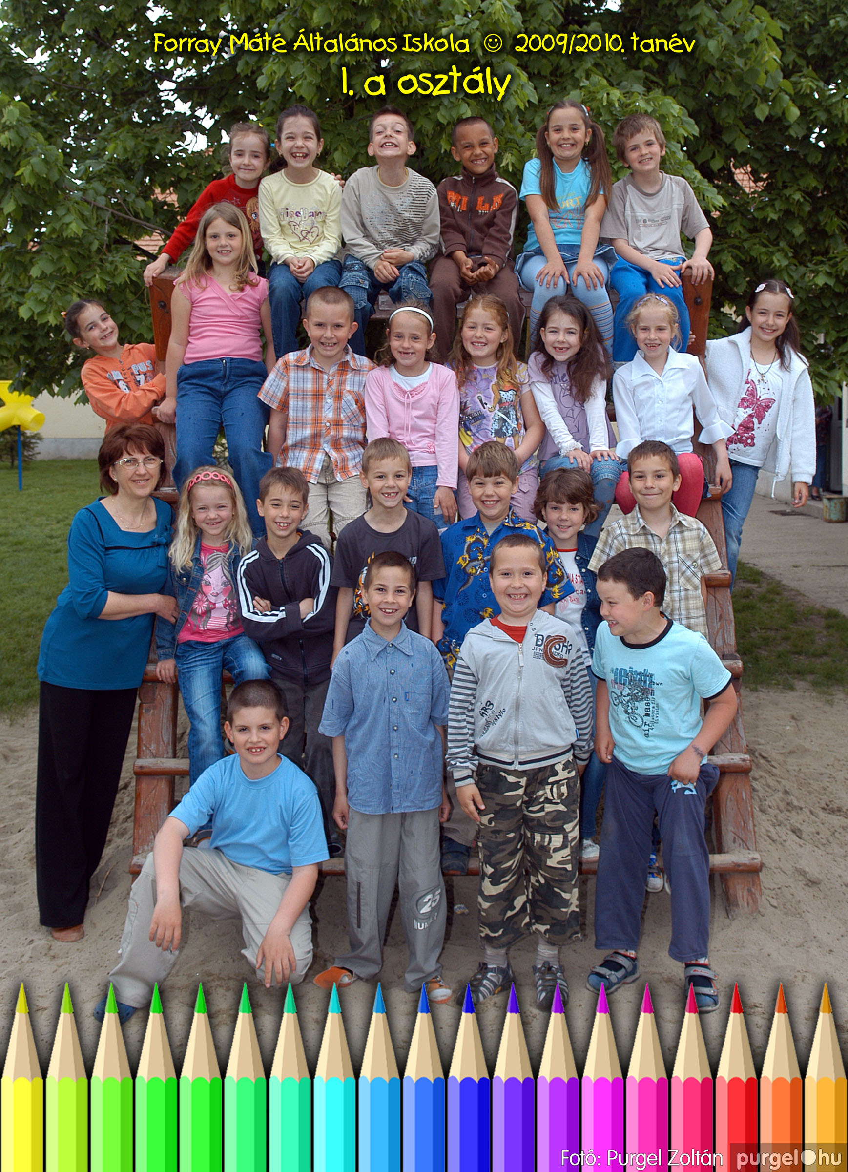 2010.04.28-06.07. 003 Forray Máté Általános Iskola osztályképek 2010. - Fotó:PURGEL ZOLTÁN© 1a-3.jpg