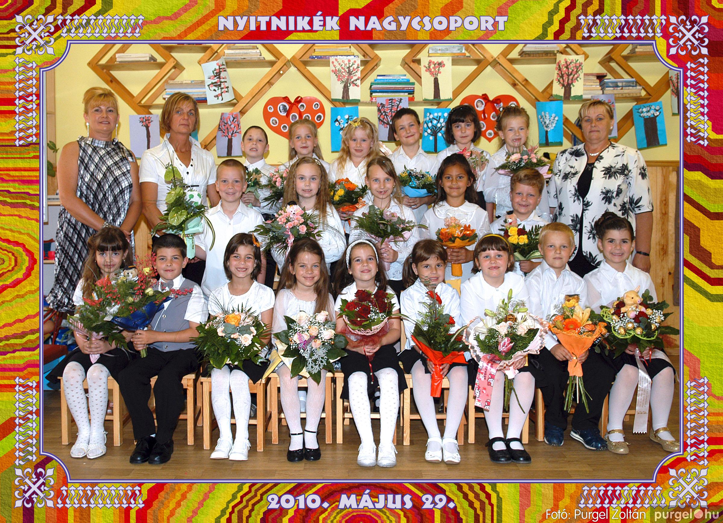 2010.05.12-29. 019 Kurca-parti Óvoda csoportképek 2010. - Fotó:PURGEL ZOLTÁN© 552Nyitnikék2.jpg