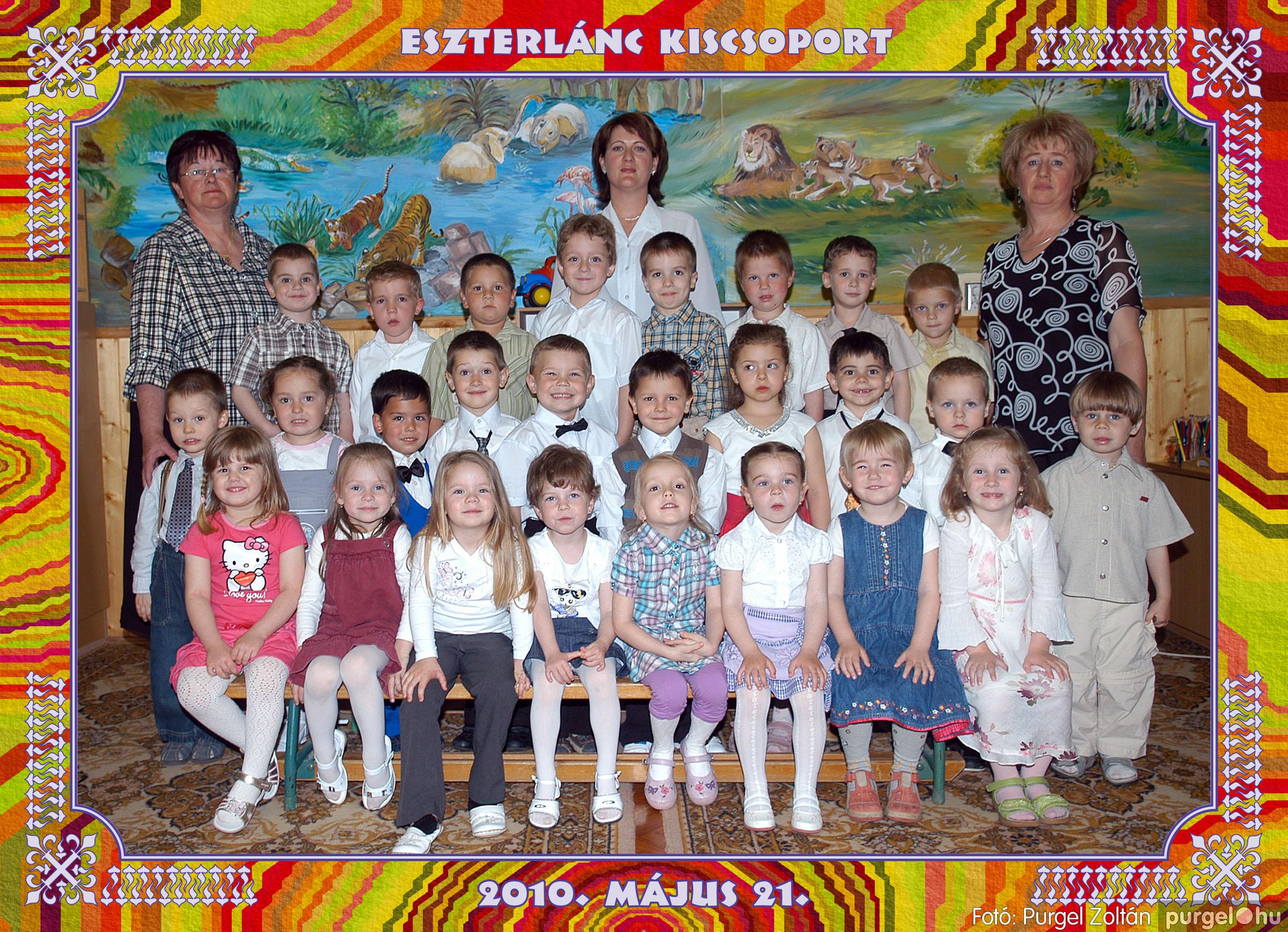 2010.05.12-29. 002 Kurca-parti Óvoda csoportképek 2010. - Fotó:PURGEL ZOLTÁN© 152Eszterlánc2.jpg