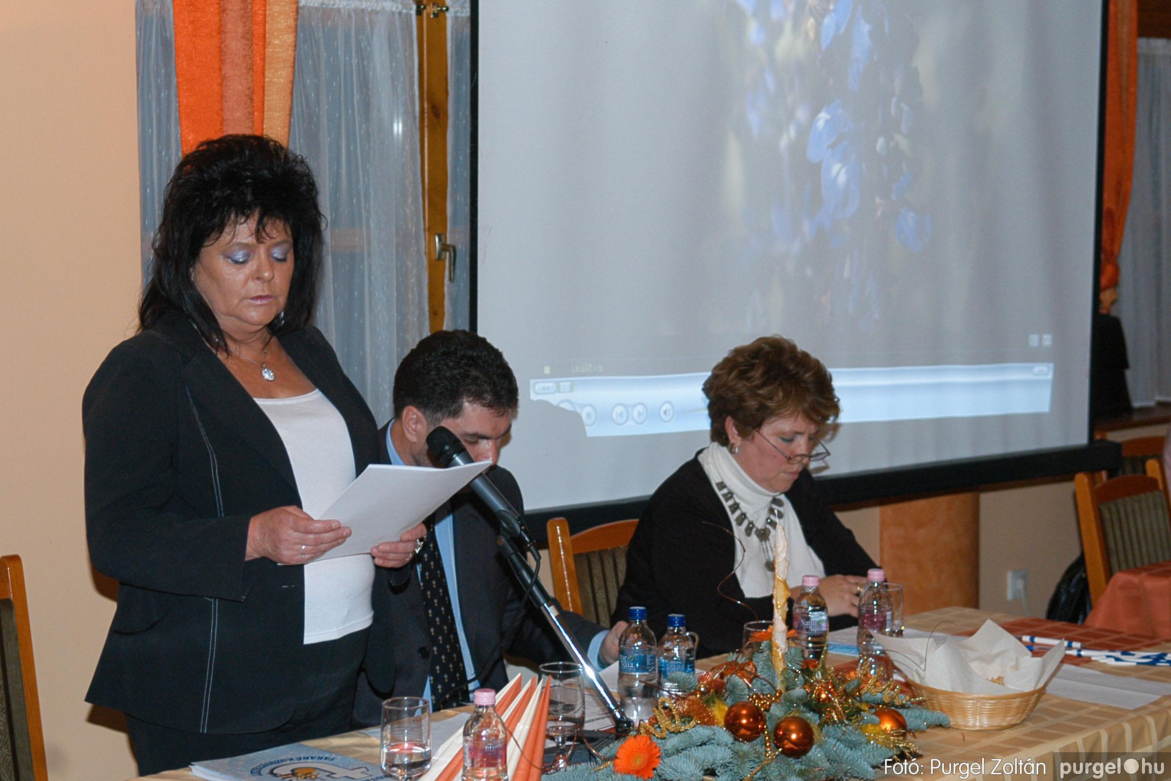 2009.12.04. 009 Szegvár és Vidéke Takarékszövetkezet évzáró - Fotó:PURGEL ZOLTÁN© DSC_0146q.jpg