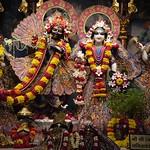ISKCON Ujjain Deity Darshan 03 Aug 2019