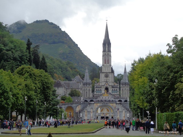 Lourdes, close to Heaven
