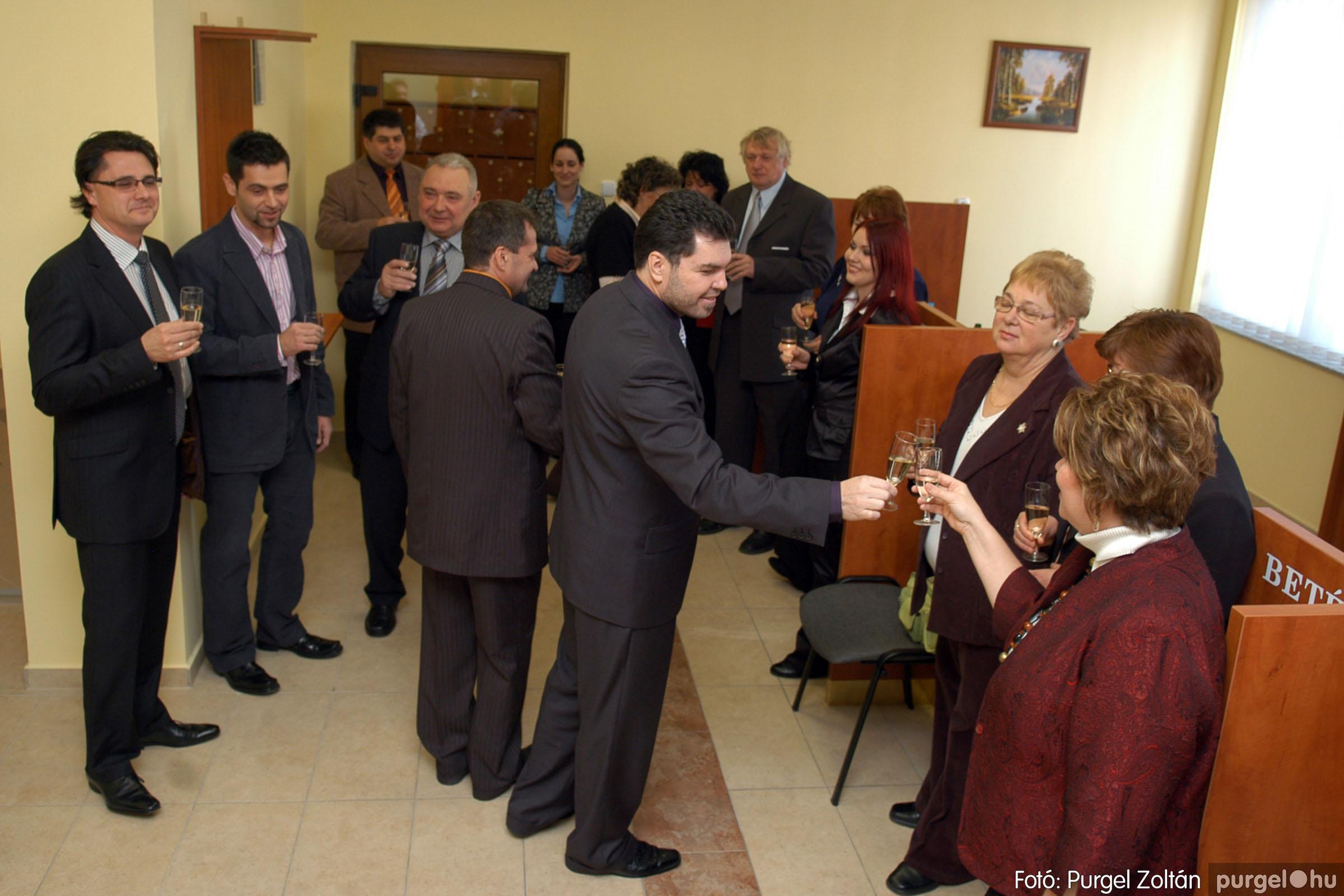 2010.01.28. 017 Szegvár és Vidéke Takarékszövetkezet kisteleki kirendeltség megnyitó - Fotó:P. Z.©.jpg