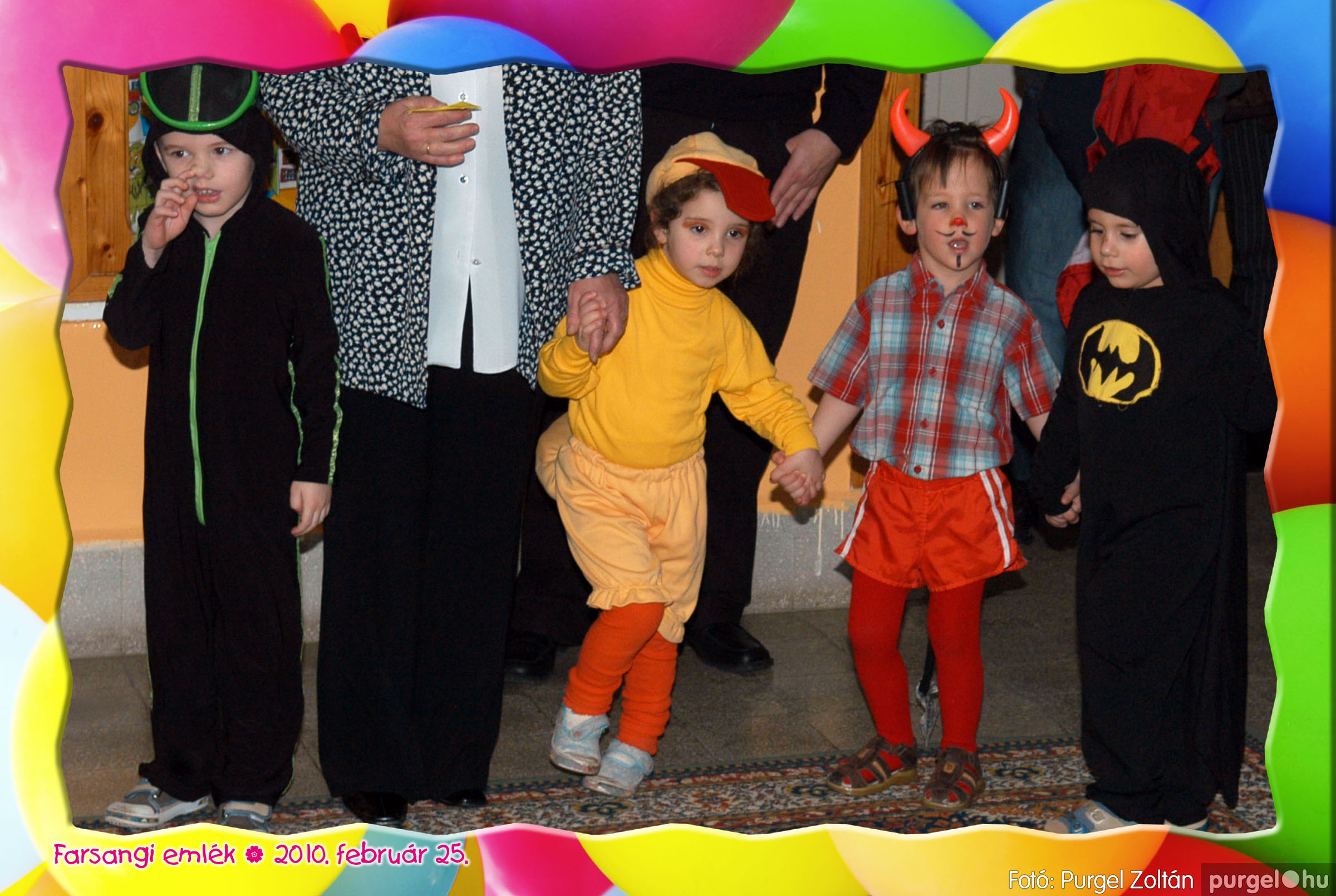 2010.02.25. 087 Kurca-parti Óvoda farsang 2010. - Szivárvány csoport - Fotó:PURGEL ZOLTÁN© 616.jpg