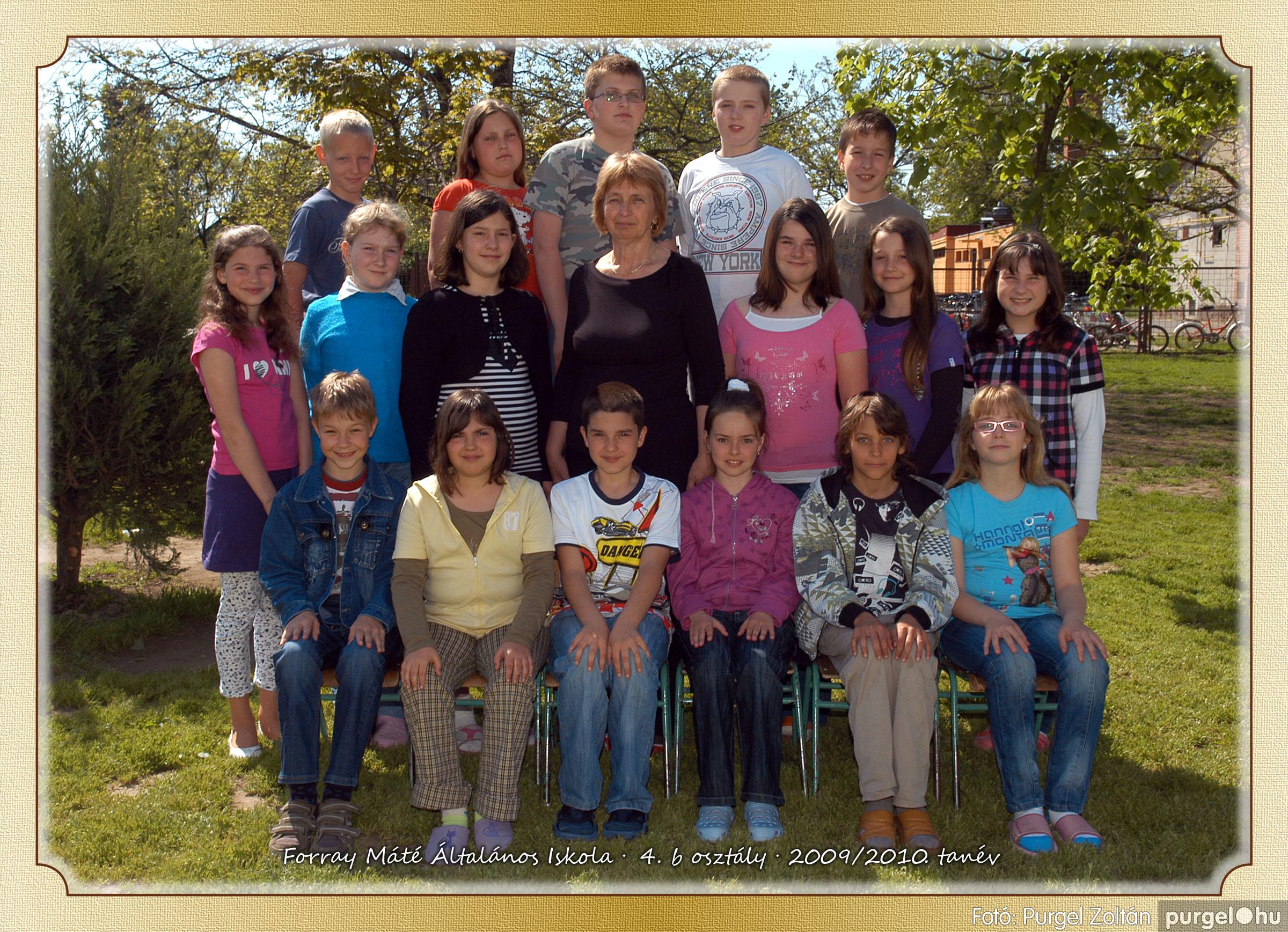 2010.04.28-06.07. 022 Forray Máté Általános Iskola osztályképek 2010. - Fotó:PURGEL ZOLTÁN© 4b-1.jpg