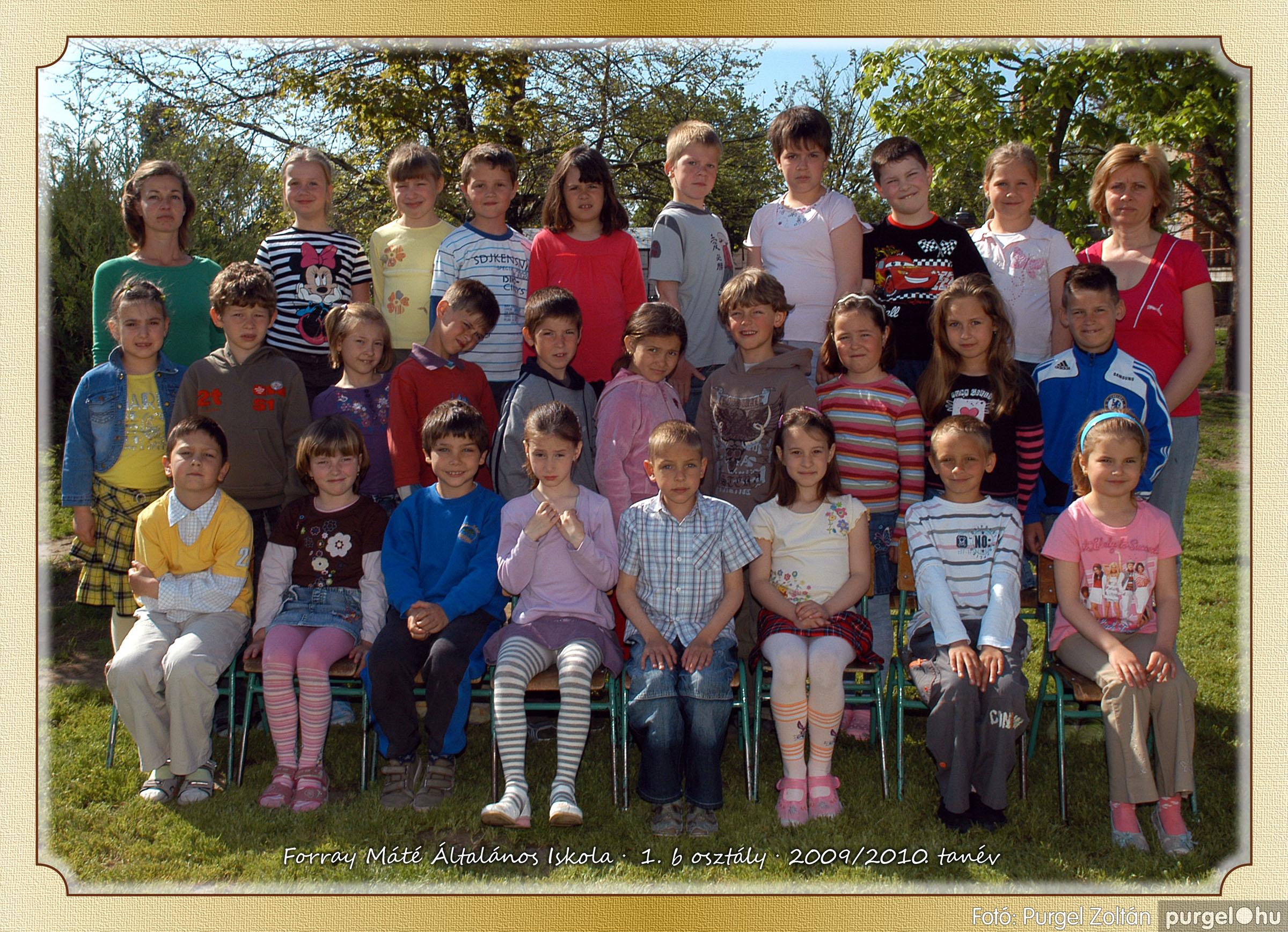 2010.04.28-06.07. 004 Forray Máté Általános Iskola osztályképek 2010. - Fotó:PURGEL ZOLTÁN© 1b-1.jpg