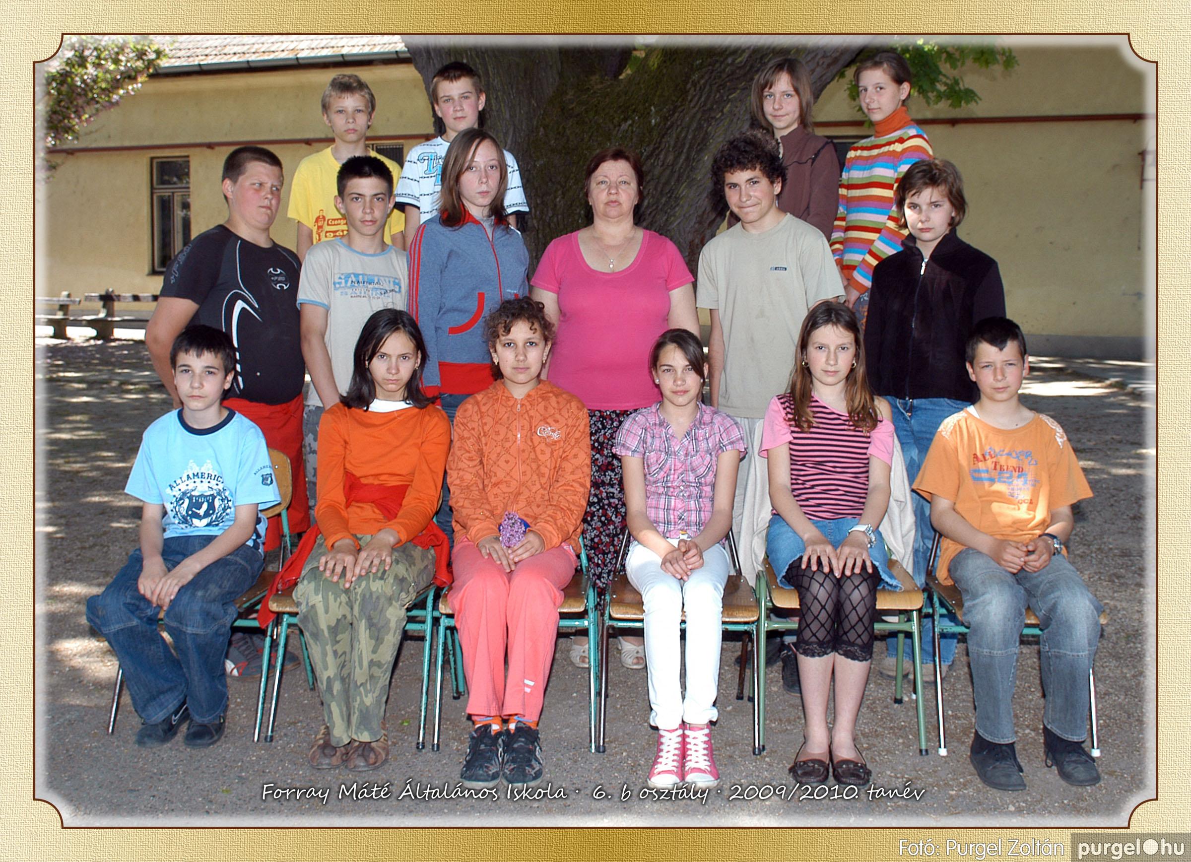 2010.04.28-06.07. 034 Forray Máté Általános Iskola osztályképek 2010. - Fotó:PURGEL ZOLTÁN© 6b-1.jpg