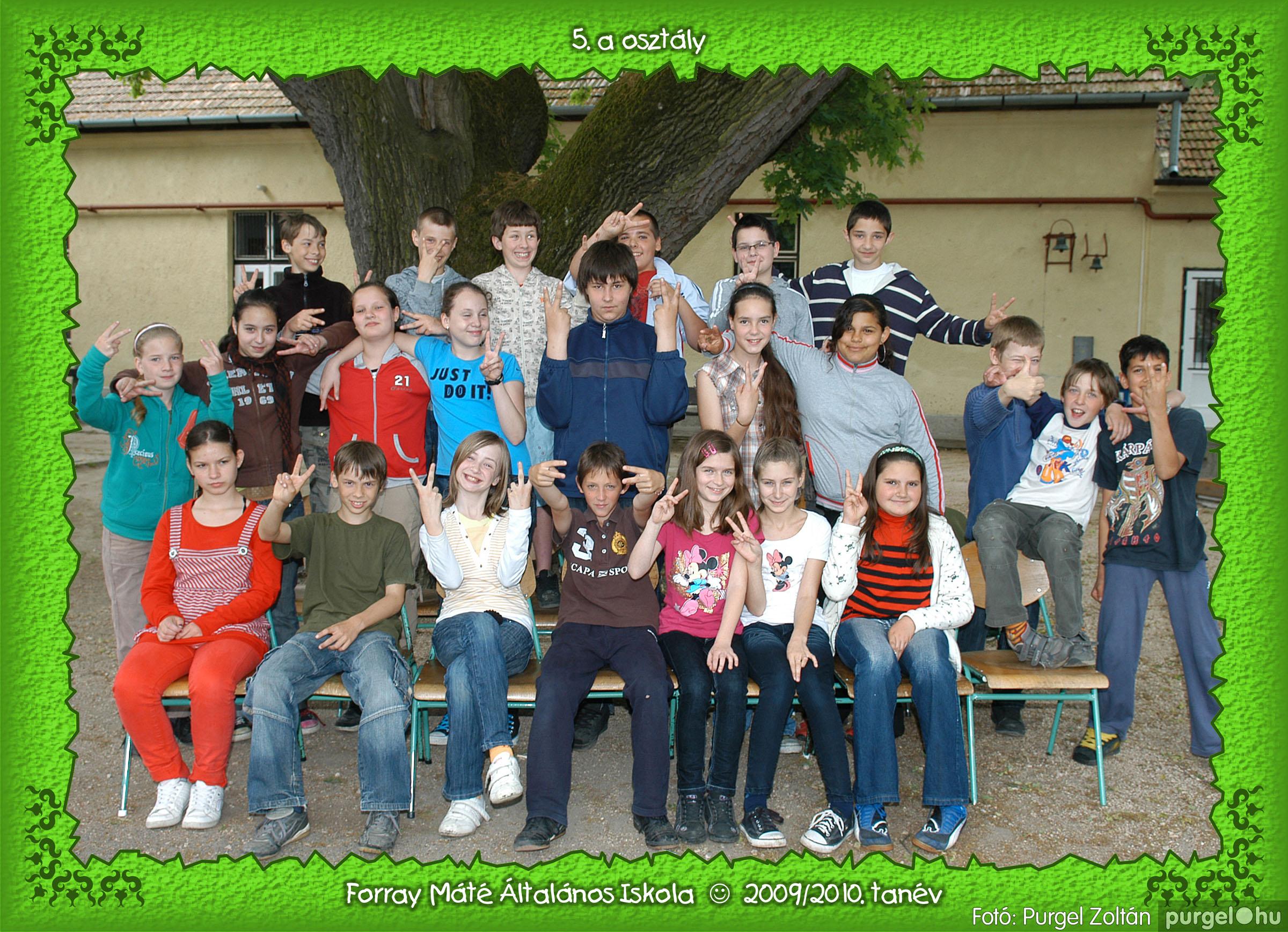 2010.04.28-06.07. 027 Forray Máté Általános Iskola osztályképek 2010. - Fotó:PURGEL ZOLTÁN© 5a-3.jpg
