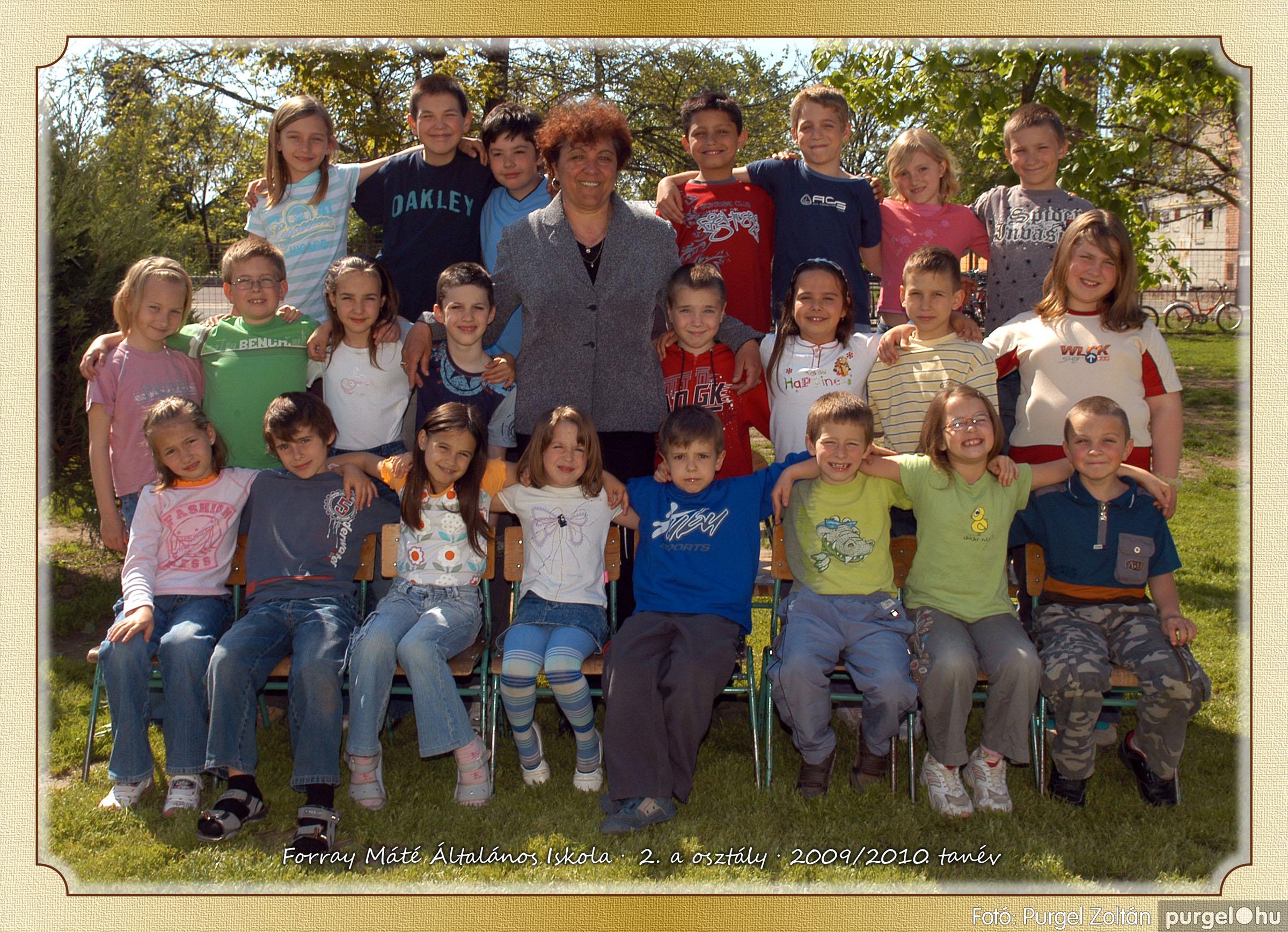 2010.04.28-06.07. 008 Forray Máté Általános Iskola osztályképek 2010. - Fotó:PURGEL ZOLTÁN© 2a-2.jpg