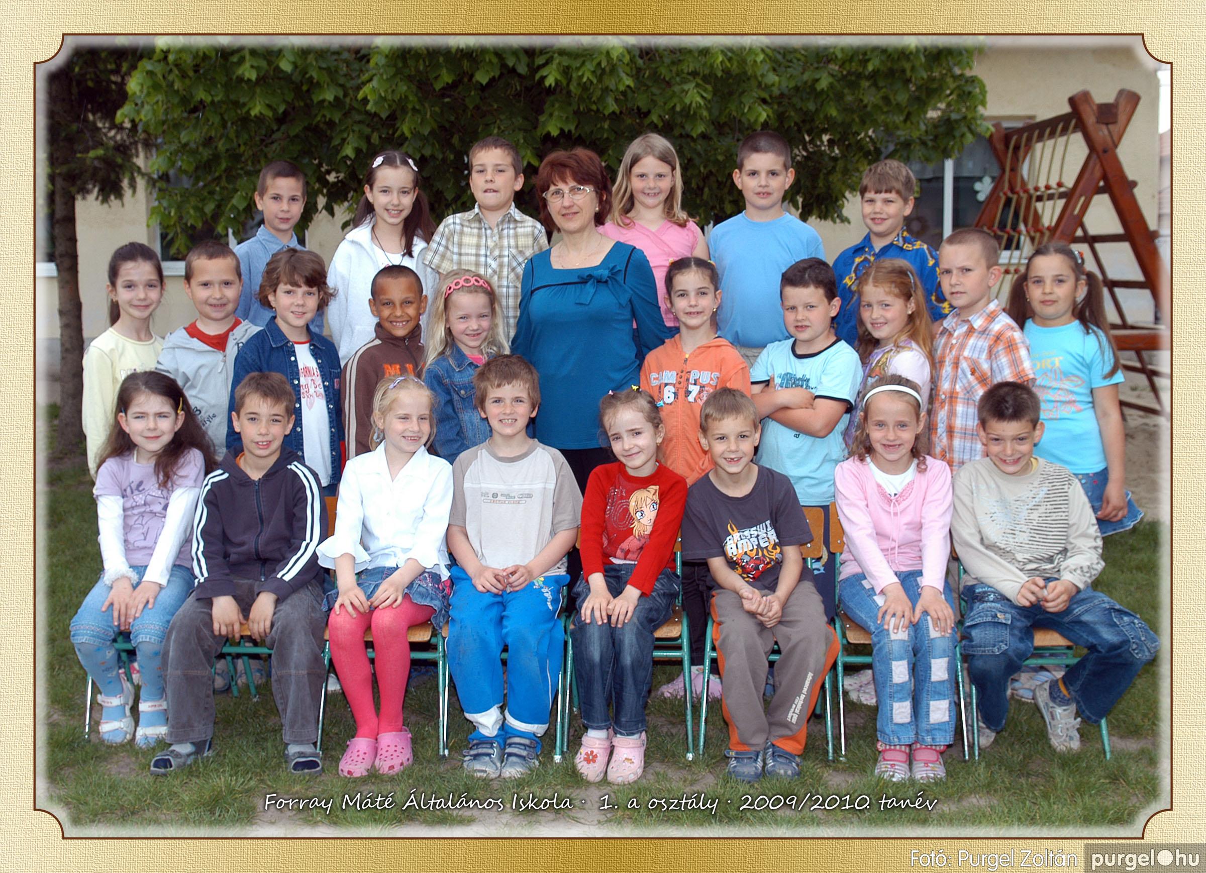 2010.04.28-06.07. 001 Forray Máté Általános Iskola osztályképek 2010. - Fotó:PURGEL ZOLTÁN© 1a-1.jpg