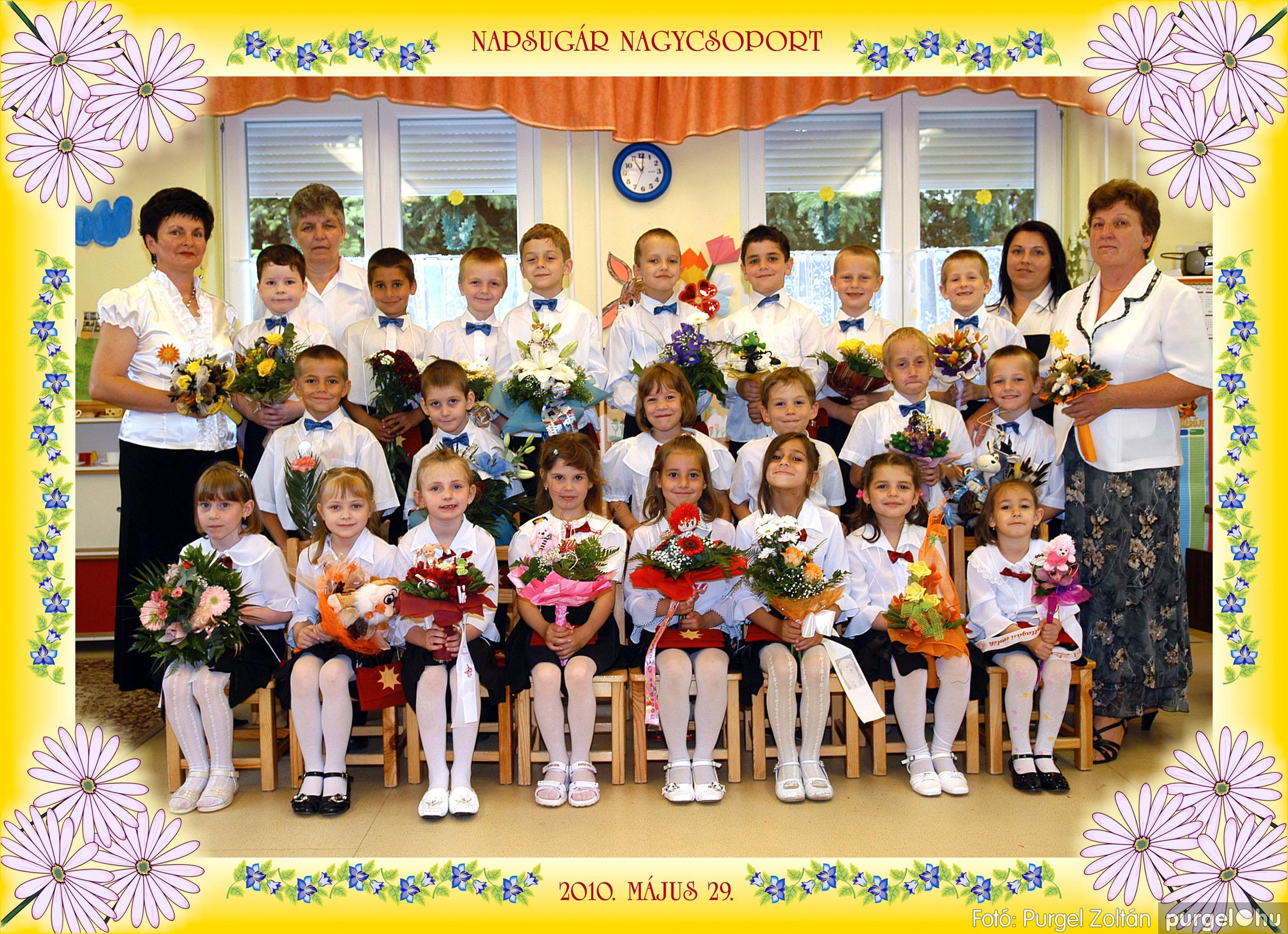 2010.05.12-29. 013 Kurca-parti Óvoda csoportképek 2010. - Fotó:PURGEL ZOLTÁN© 451Napsugár1.jpg