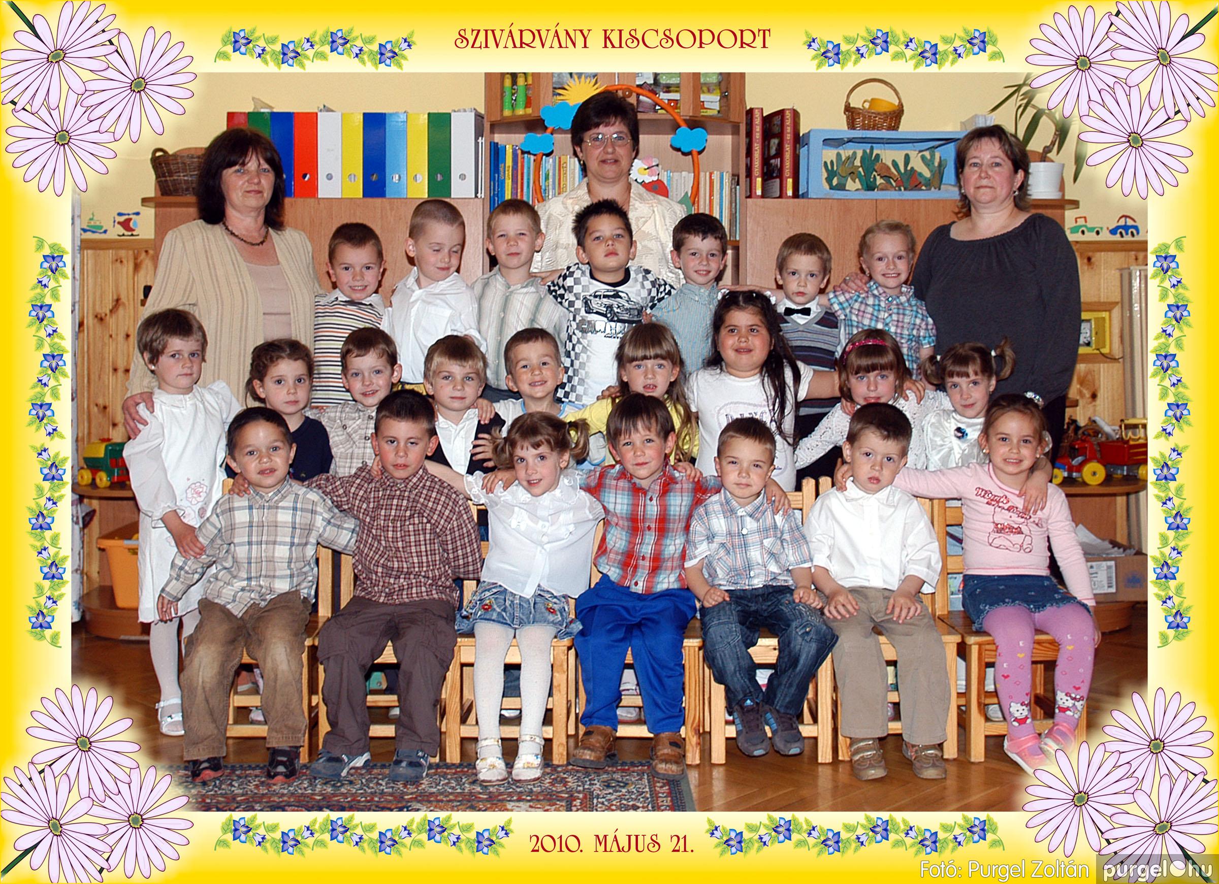 2010.05.12-29. 024 Kurca-parti Óvoda csoportképek 2010. - Fotó:PURGEL ZOLTÁN© 651Szivárvány1.jpg