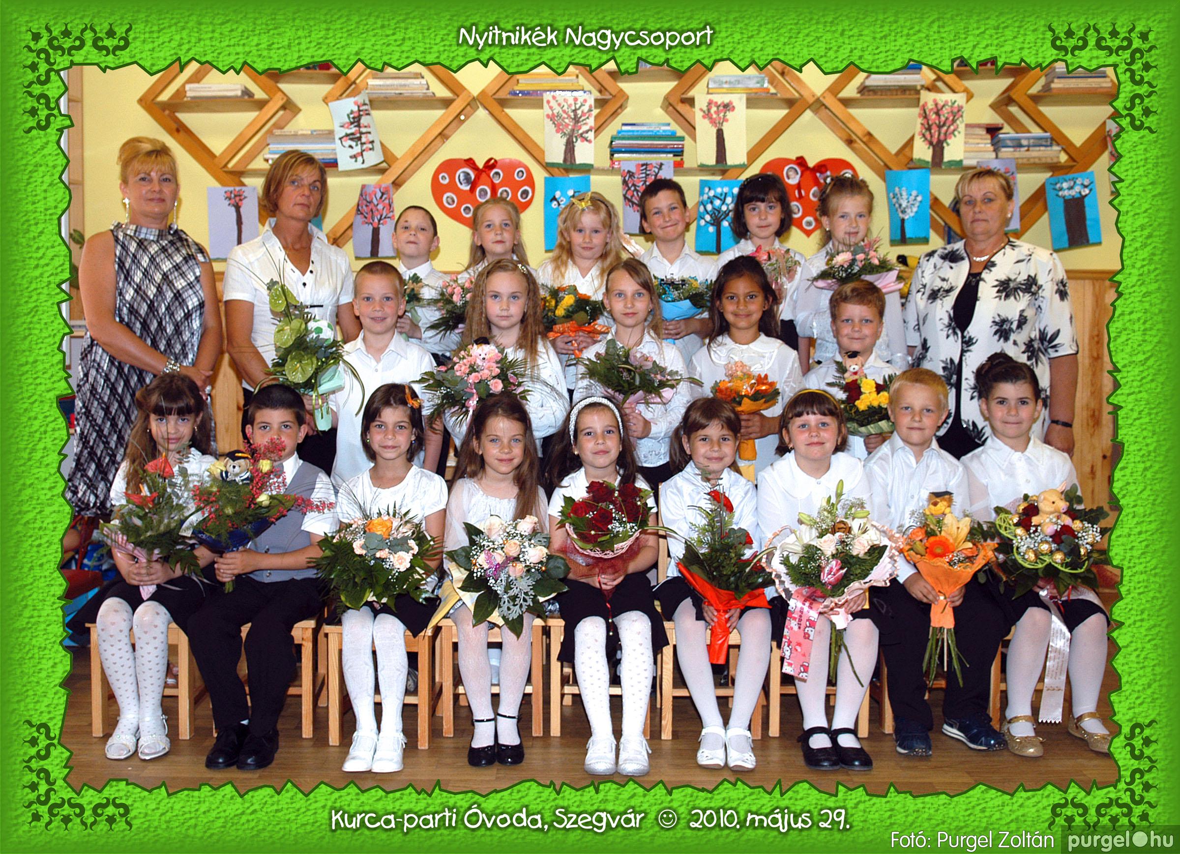 2010.05.12-29. 020 Kurca-parti Óvoda csoportképek 2010. - Fotó:PURGEL ZOLTÁN© 553Nyitnikék3.jpg