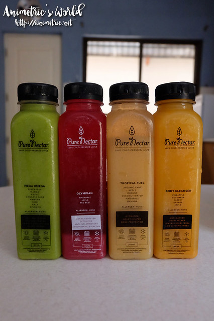 Pure Nectar Juice Cleanse